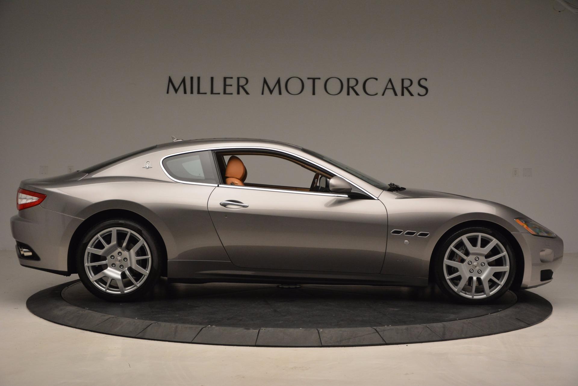 Used 2009 Maserati GranTurismo S For Sale In Westport, CT 1063_p9