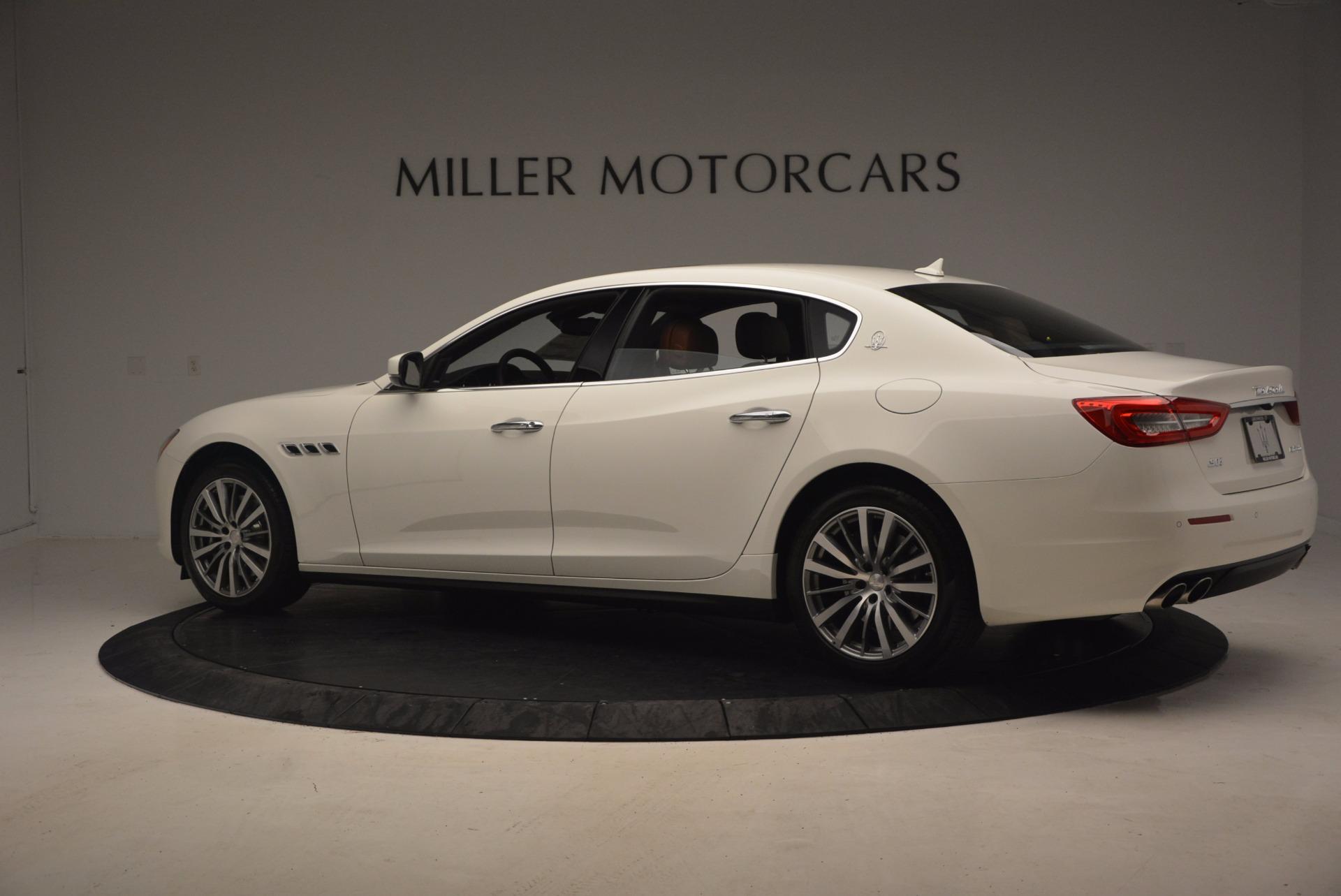New 2017 Maserati Quattroporte SQ4 For Sale In Westport, CT 1065_p4