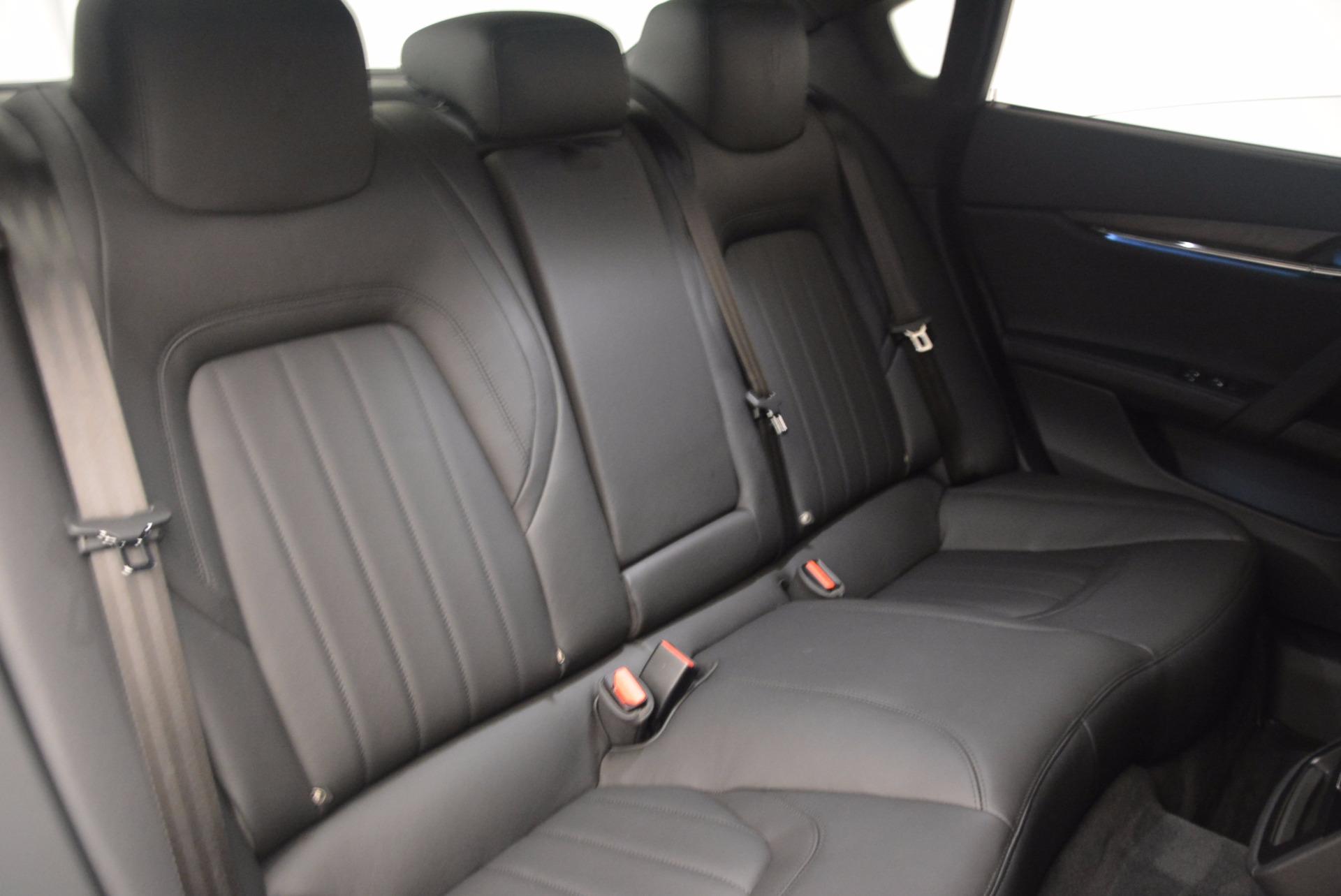 New 2017 Maserati Quattroporte SQ4 For Sale In Westport, CT 1066_p21