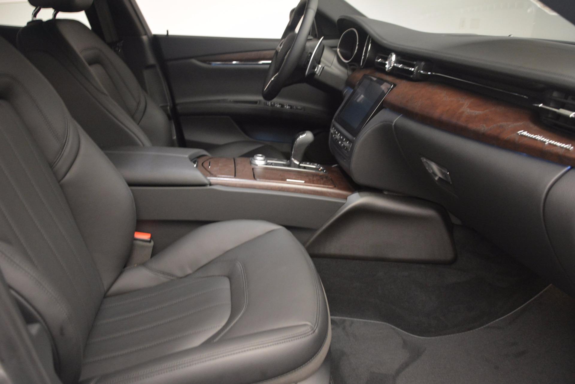New 2017 Maserati Quattroporte SQ4 For Sale In Westport, CT 1066_p23