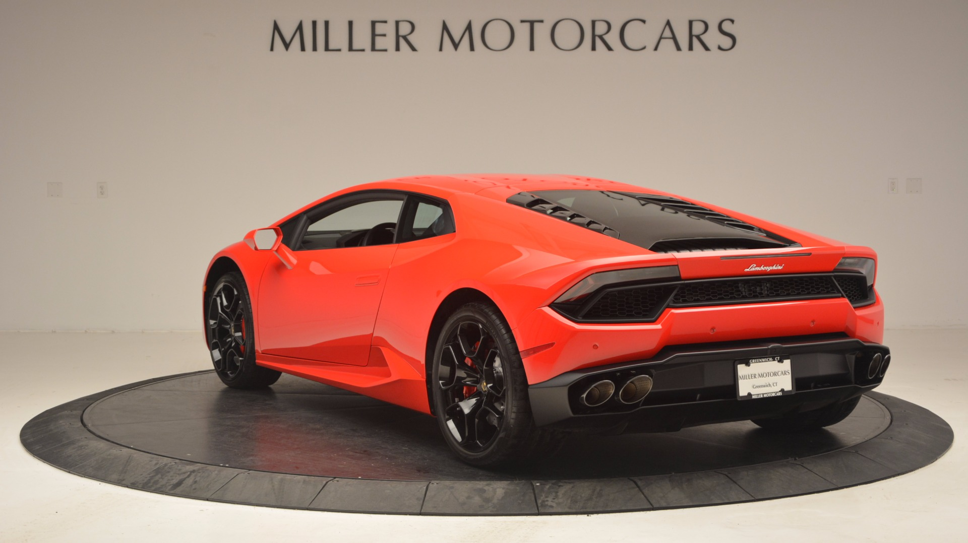Used 2016 Lamborghini Huracan LP 580-2 For Sale In Westport, CT 1070_p5