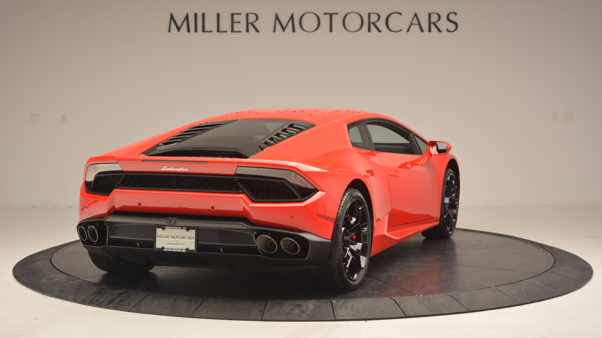 Used 2016 Lamborghini Huracan LP 580-2 For Sale In Westport, CT 1070_p7