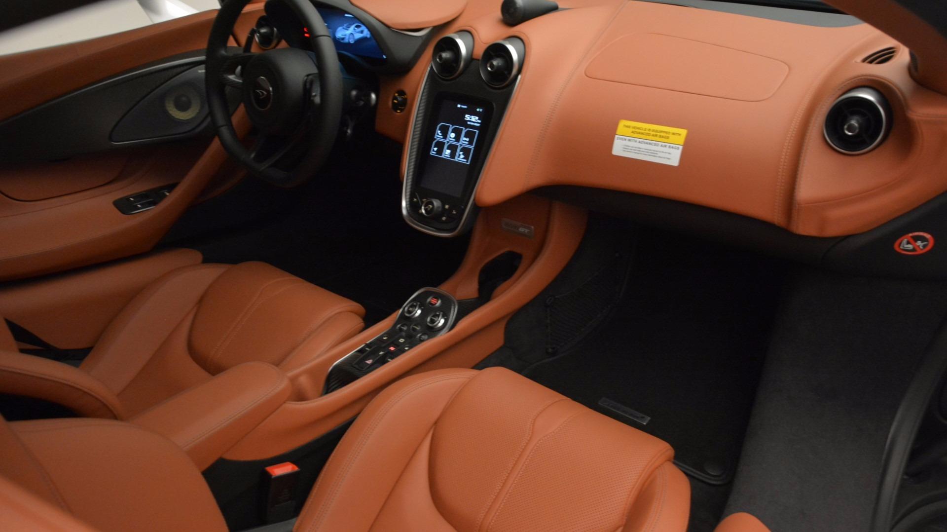 Used 2017 McLaren 570GT  For Sale In Westport, CT 1074_p19