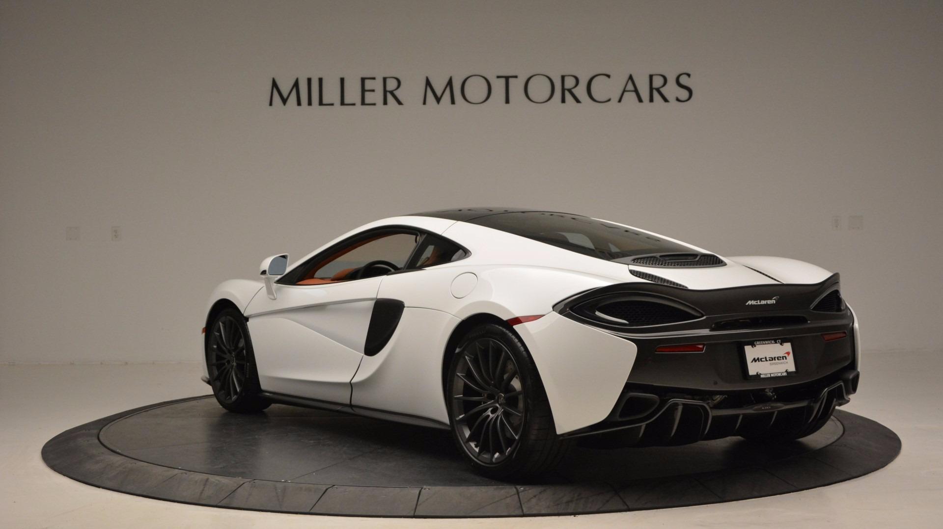 Used 2017 McLaren 570GT  For Sale In Westport, CT 1074_p5