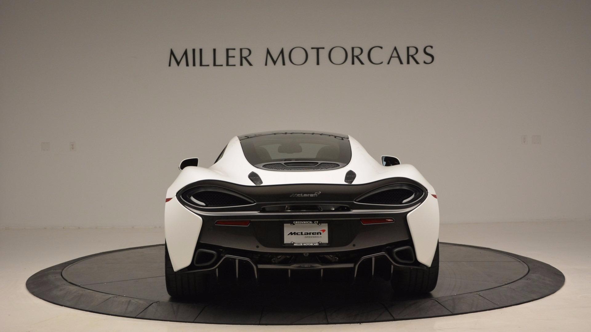 Used 2017 McLaren 570GT  For Sale In Westport, CT 1074_p6