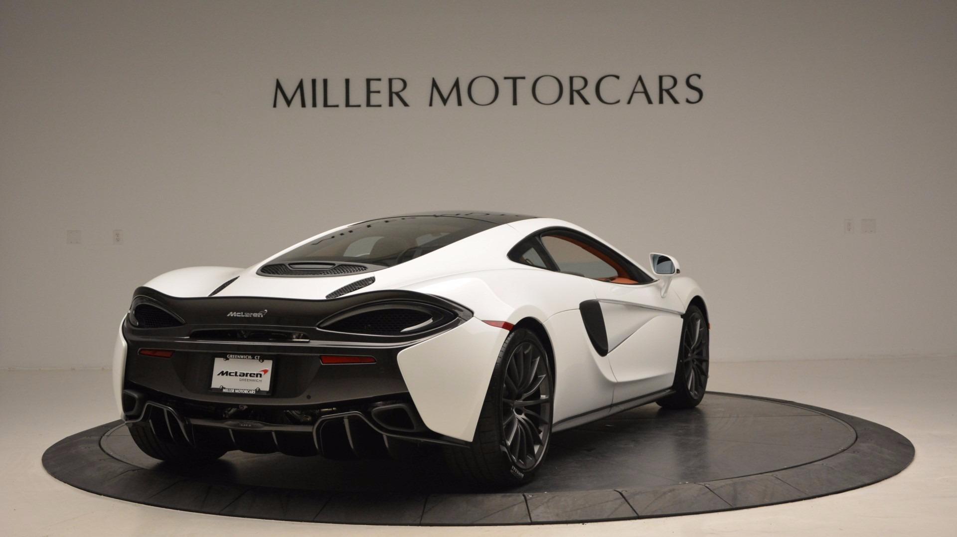 Used 2017 McLaren 570GT  For Sale In Westport, CT 1074_p7
