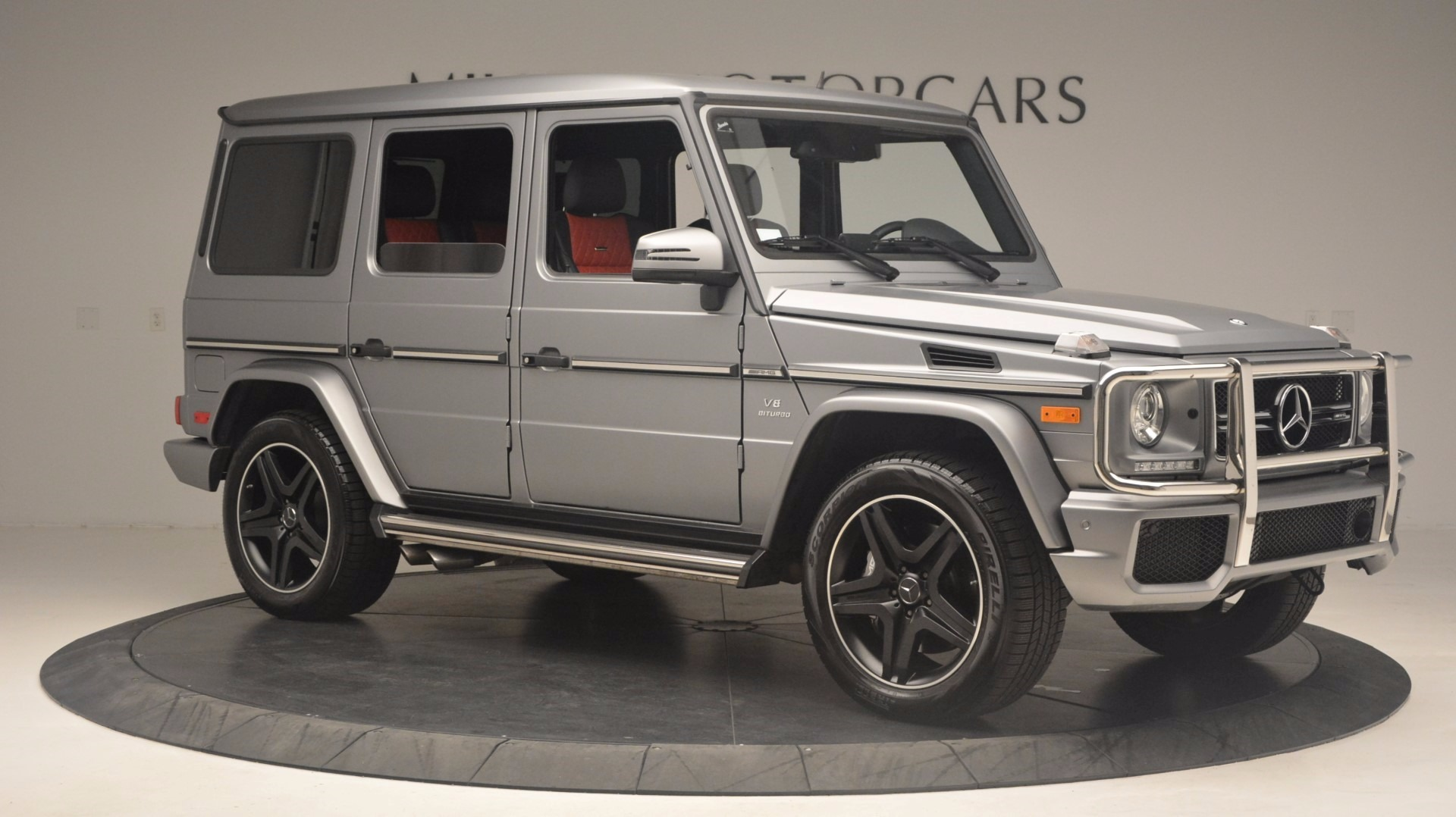 Used 2016 Mercedes Benz G-Class G 63 AMG For Sale In Westport, CT 1075_p10