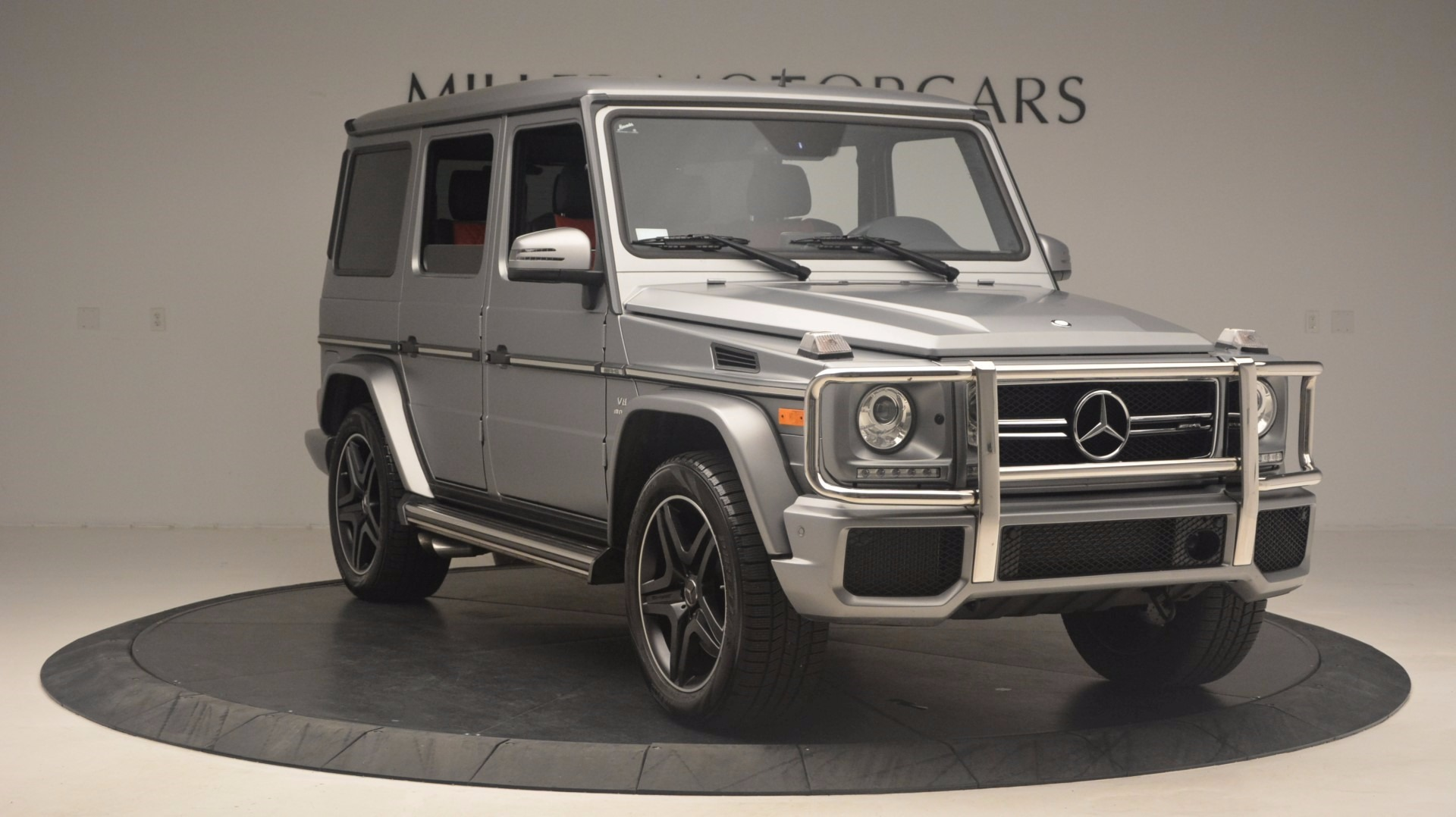 Used 2016 Mercedes Benz G-Class G 63 AMG For Sale In Westport, CT 1075_p11