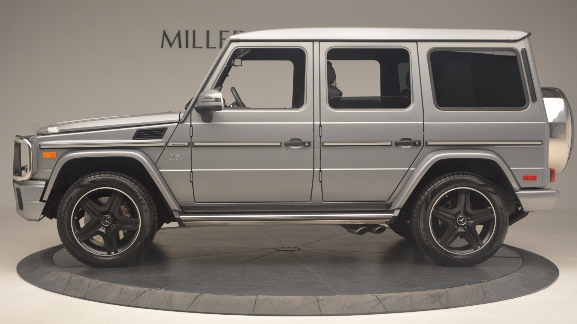 Used 2016 Mercedes Benz G-Class G 63 AMG For Sale In Westport, CT 1075_p3