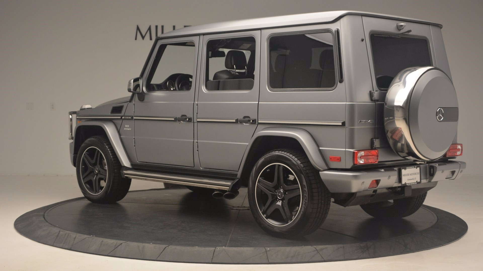 Used 2016 Mercedes Benz G-Class G 63 AMG For Sale In Westport, CT 1075_p4