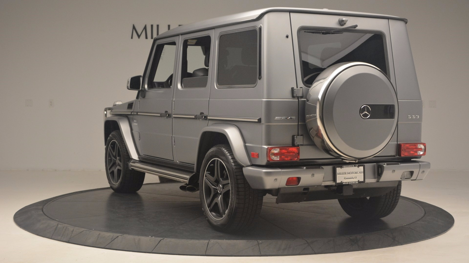 Used 2016 Mercedes Benz G-Class G 63 AMG For Sale In Westport, CT 1075_p5