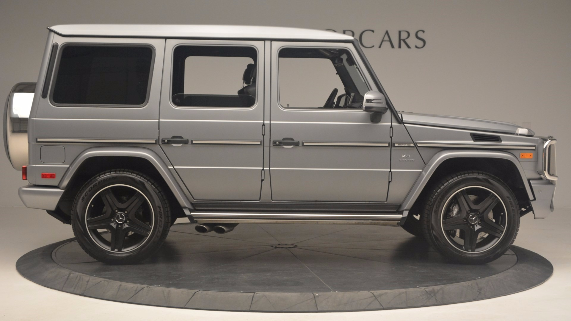 Used 2016 Mercedes Benz G-Class G 63 AMG For Sale In Westport, CT 1075_p9