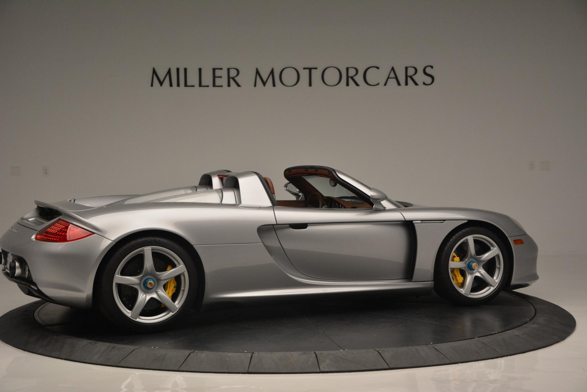 Used 2005 Porsche Carrera GT  For Sale In Westport, CT 108_p11