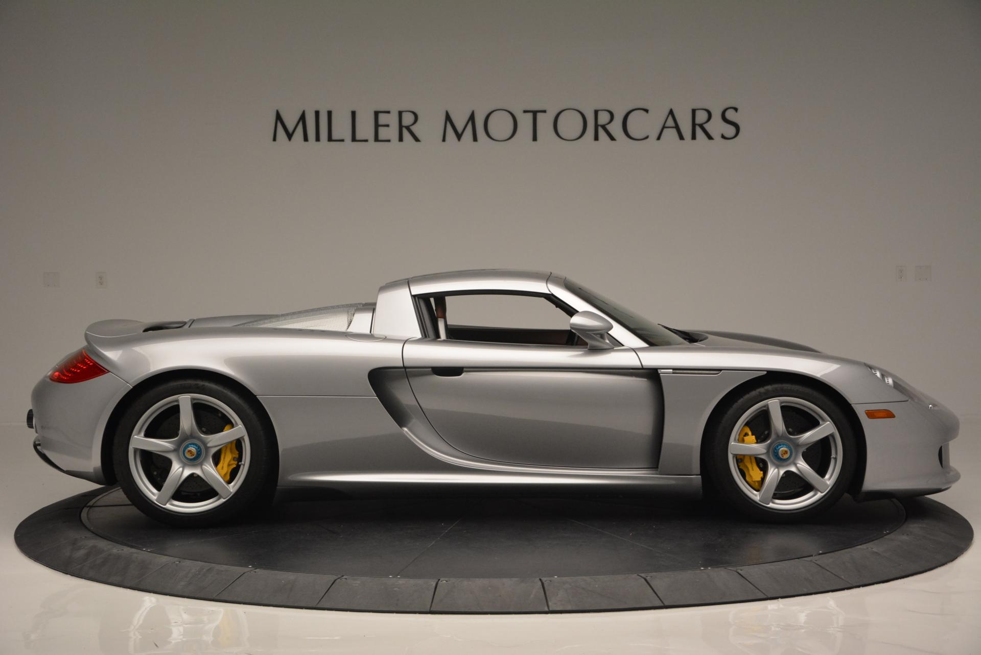 Used 2005 Porsche Carrera GT  For Sale In Westport, CT 108_p12