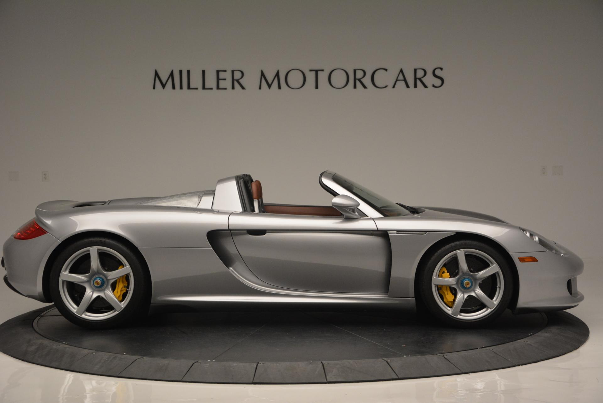 Used 2005 Porsche Carrera GT  For Sale In Westport, CT 108_p13