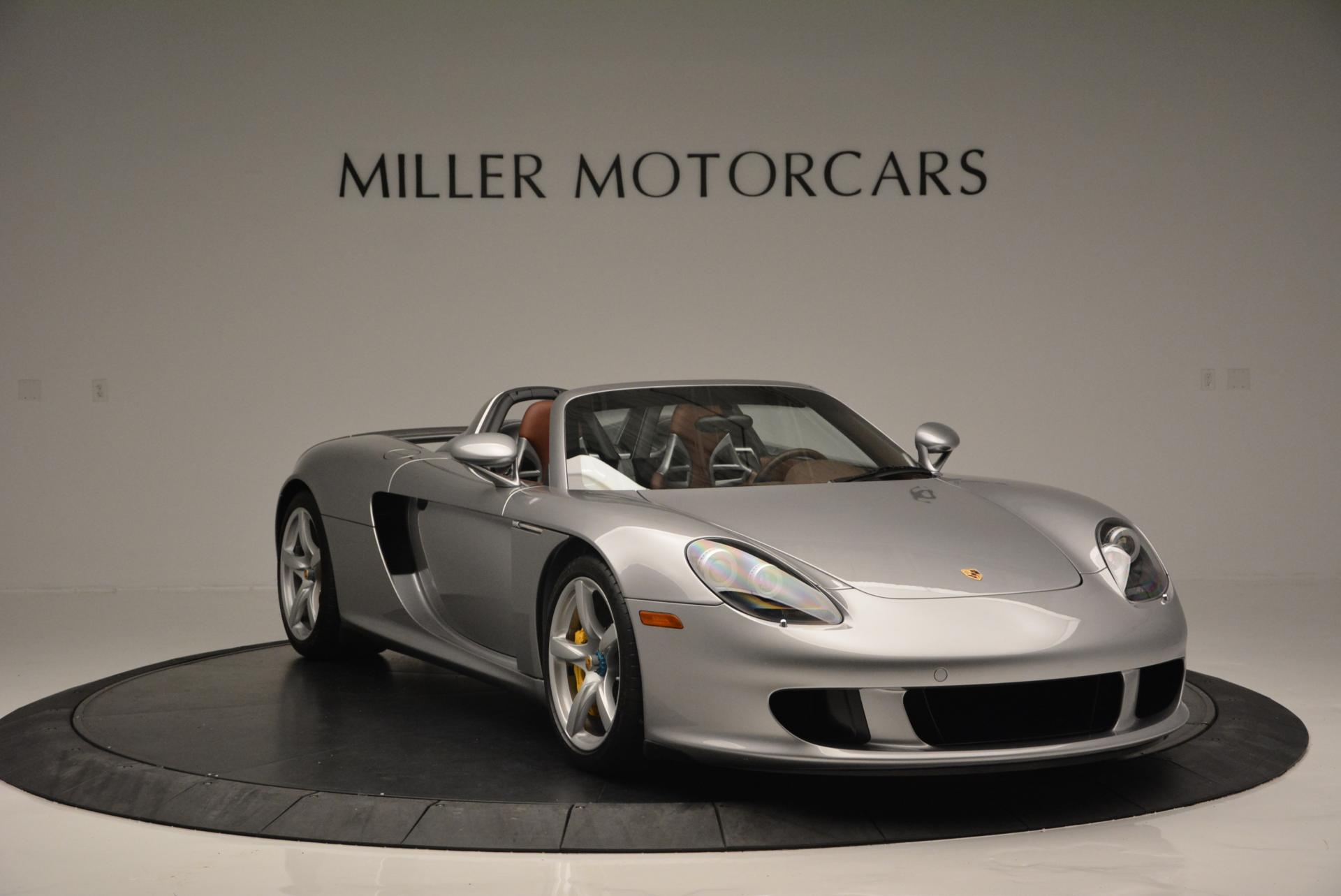 Used 2005 Porsche Carrera GT  For Sale In Westport, CT 108_p14