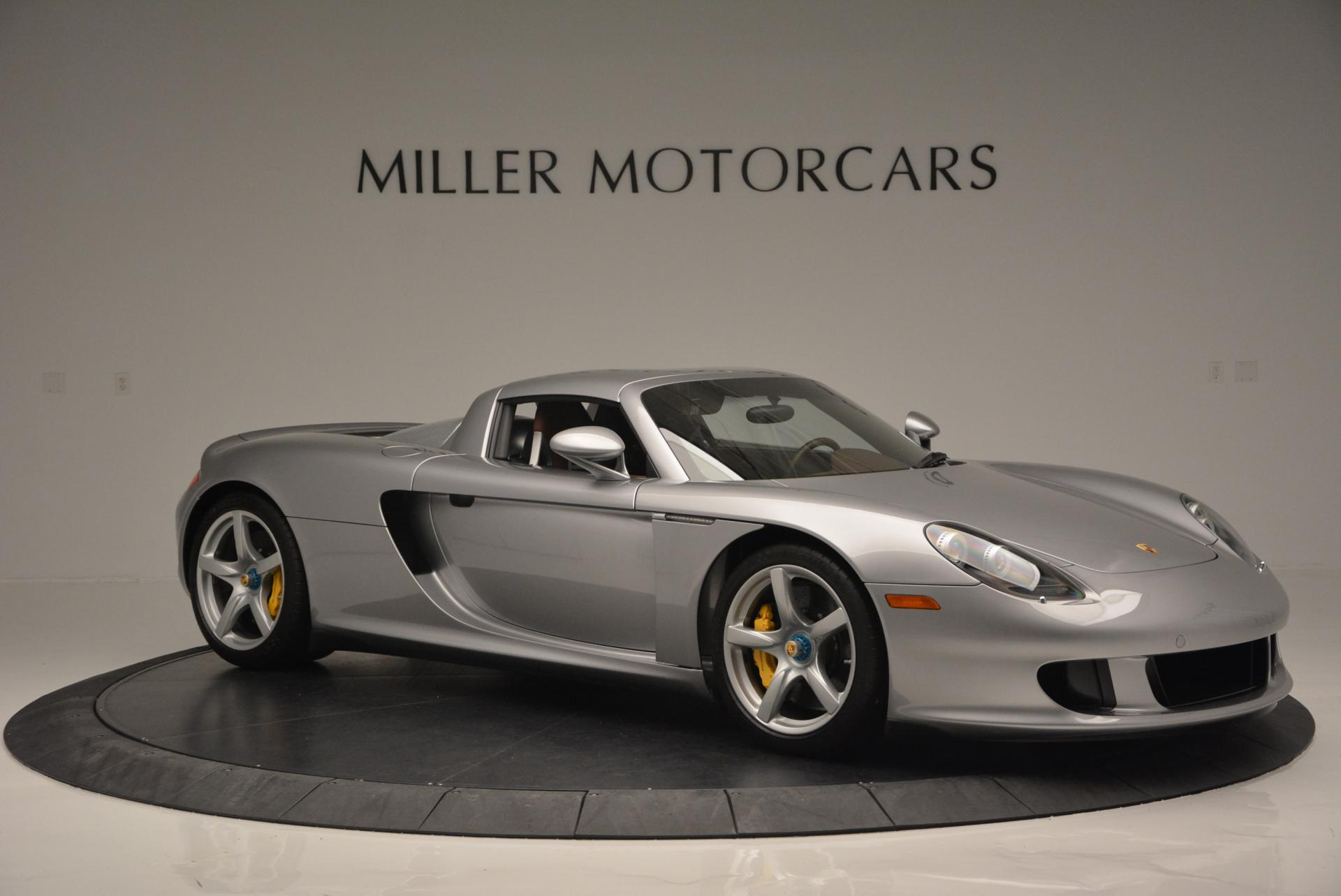 Used 2005 Porsche Carrera GT  For Sale In Westport, CT 108_p15