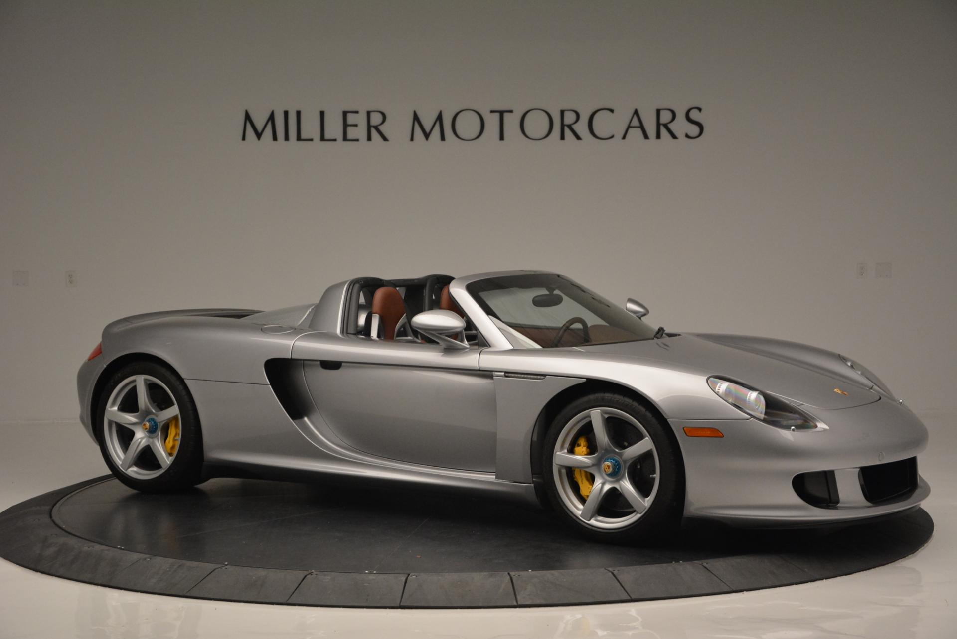 Used 2005 Porsche Carrera GT  For Sale In Westport, CT 108_p16
