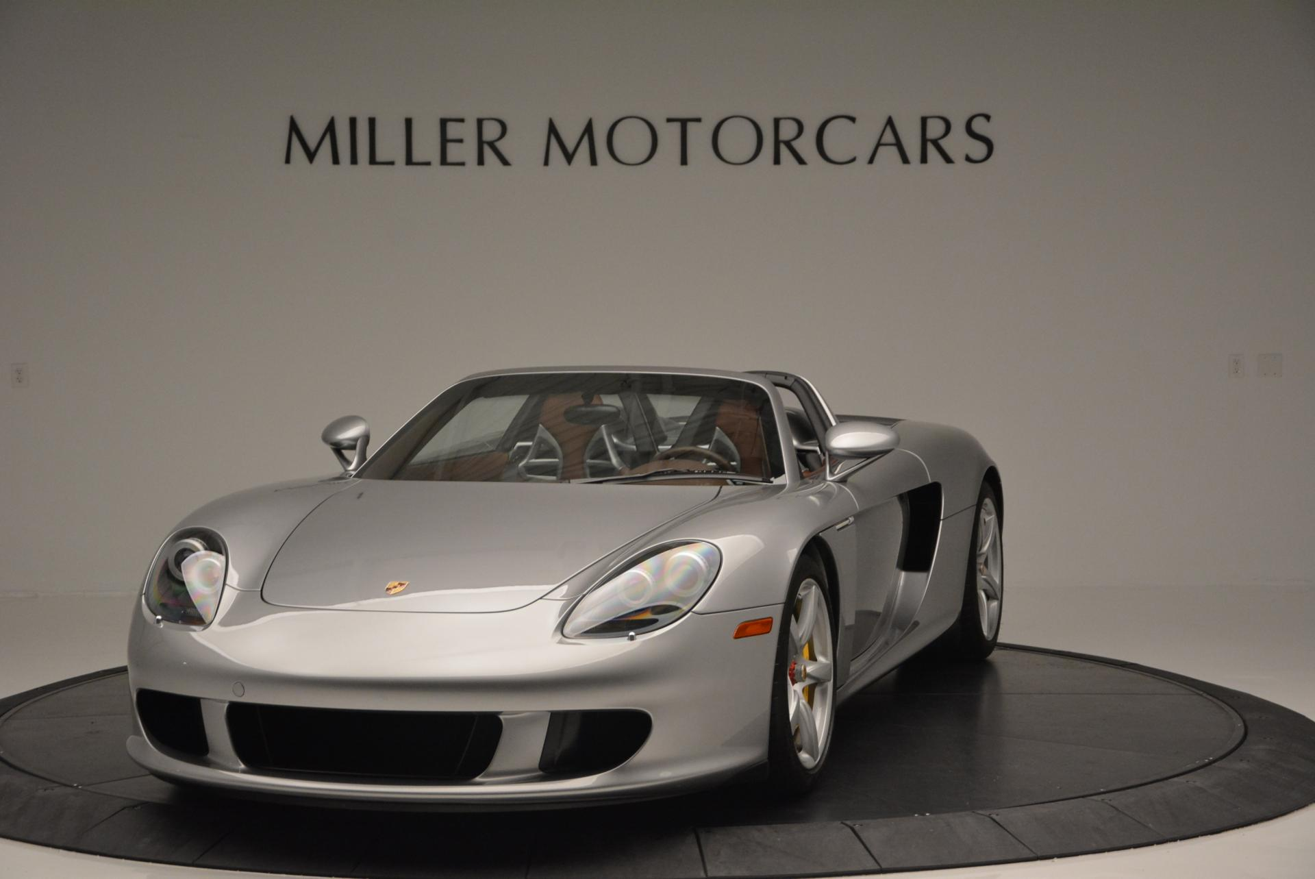 Used 2005 Porsche Carrera GT  For Sale In Westport, CT 108_p2