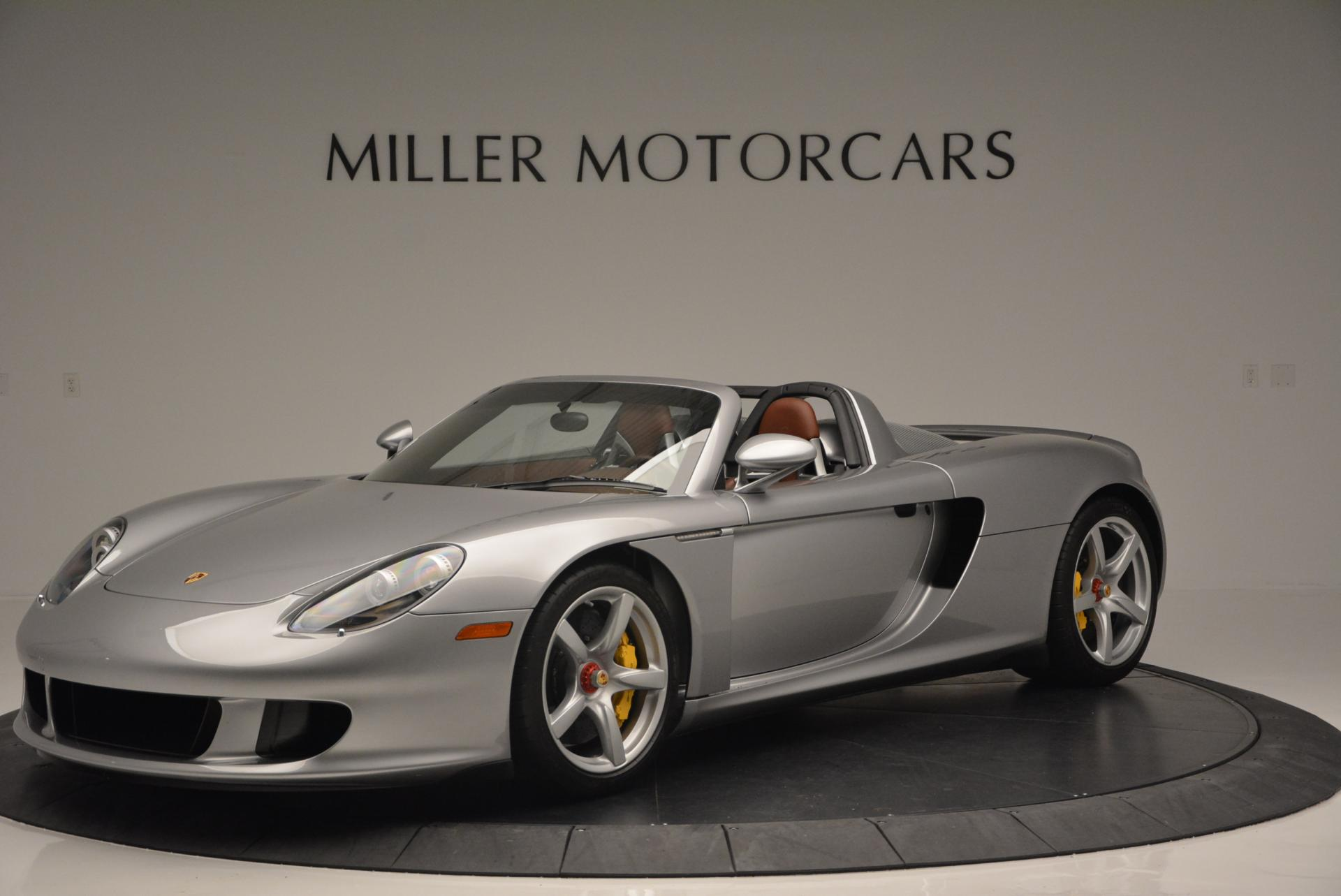 Used 2005 Porsche Carrera GT  For Sale In Westport, CT 108_p3