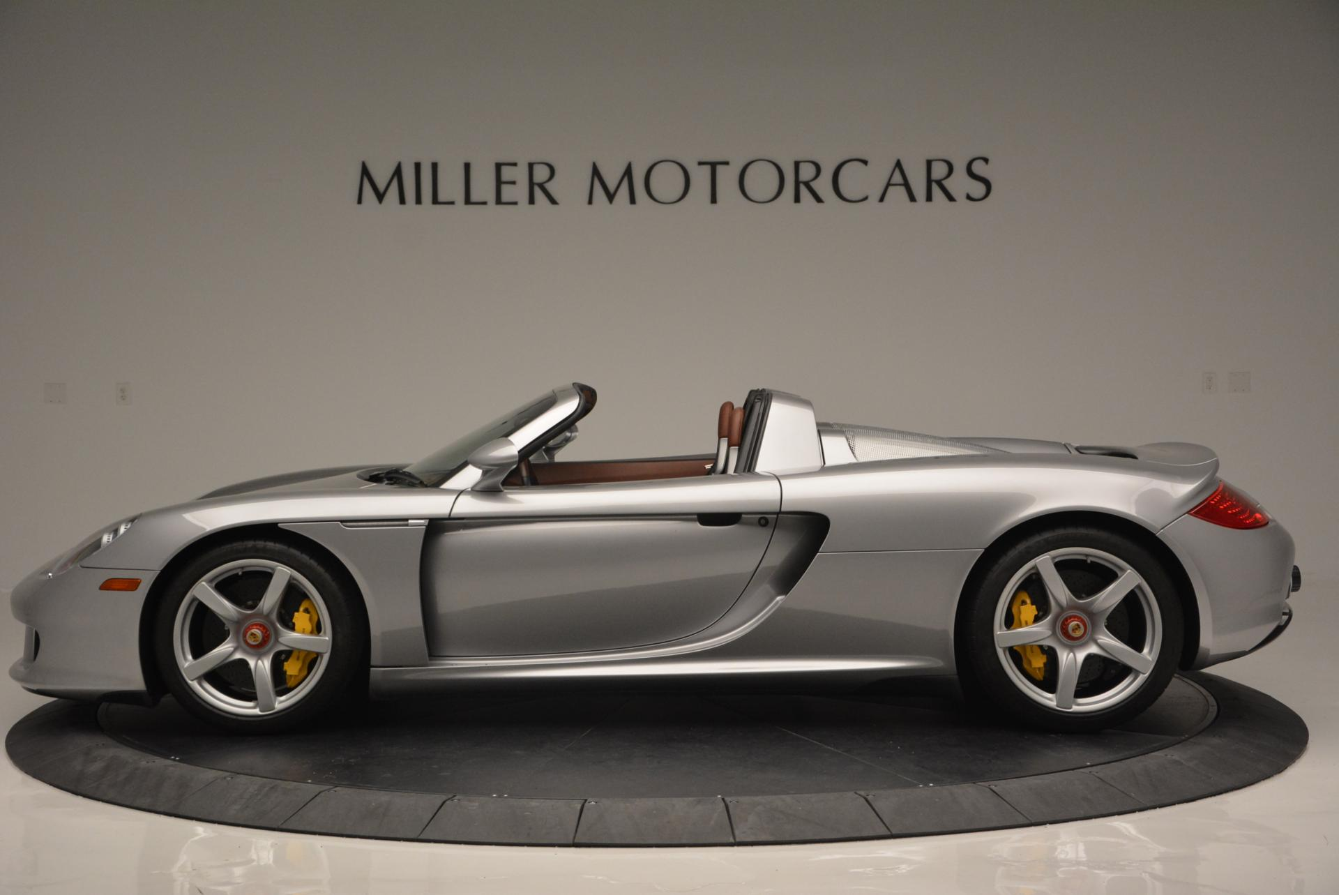 Used 2005 Porsche Carrera GT  For Sale In Westport, CT 108_p4