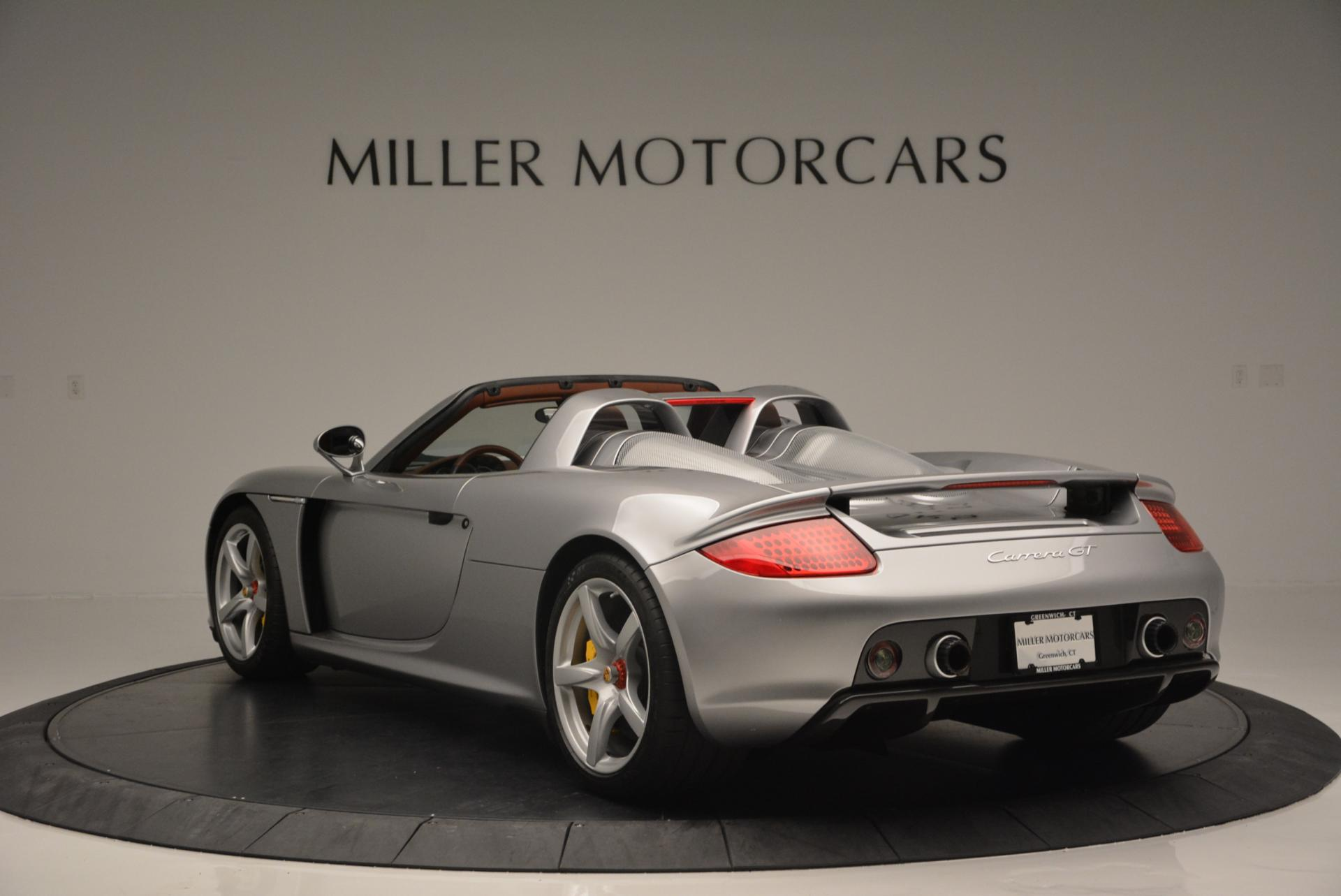 Used 2005 Porsche Carrera GT  For Sale In Westport, CT 108_p6