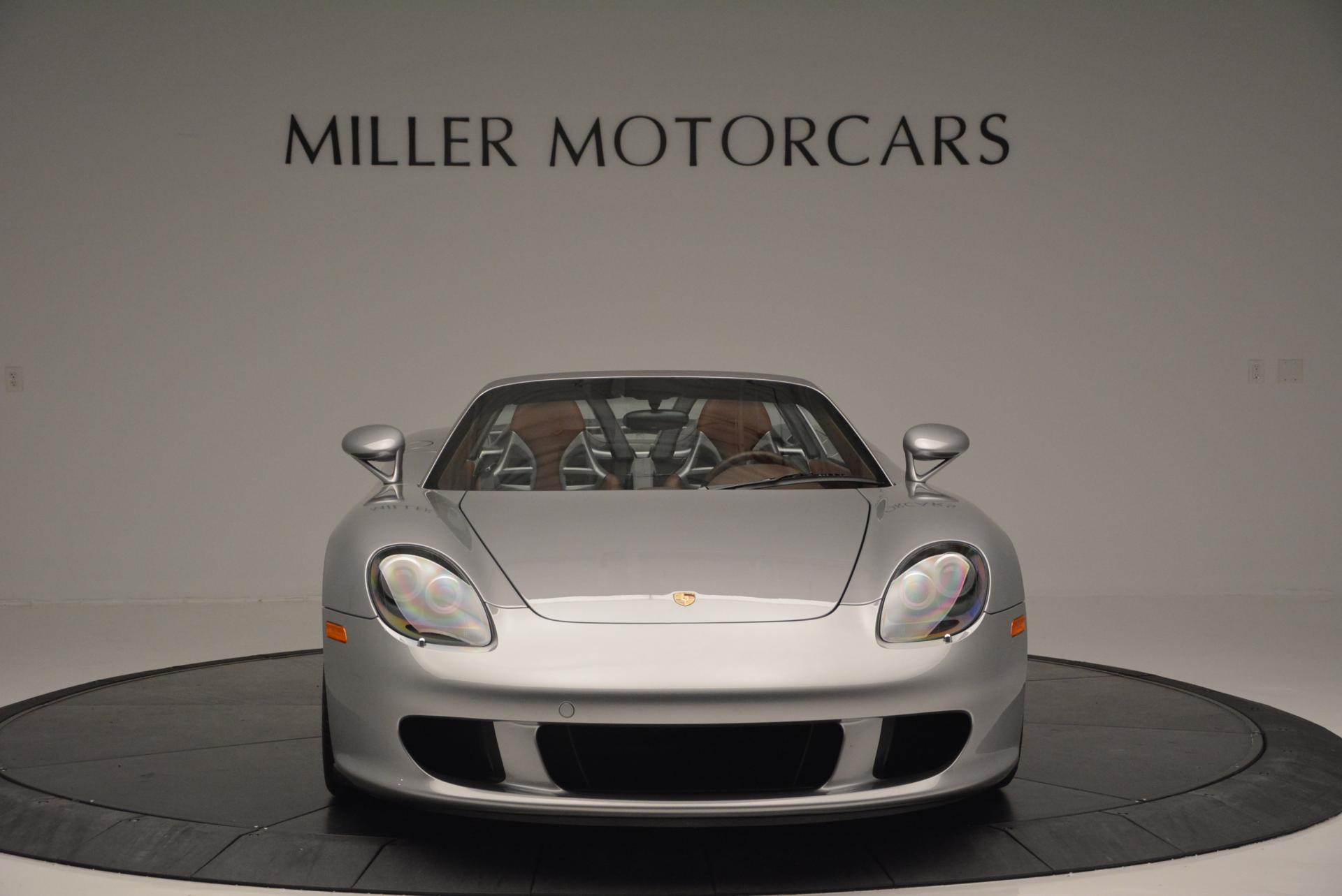 Used 2005 Porsche Carrera GT  For Sale In Westport, CT 108_p8
