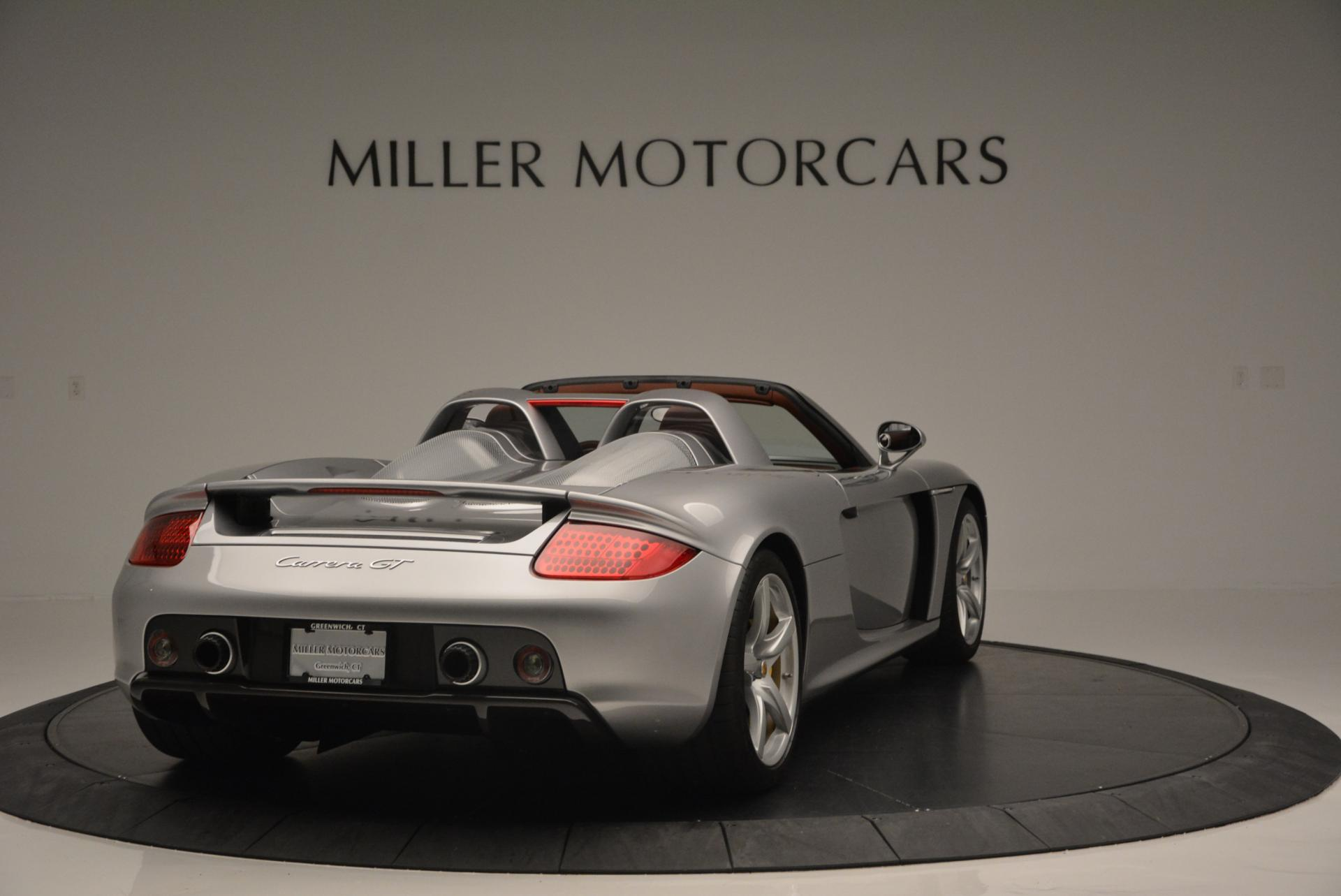 Used 2005 Porsche Carrera GT  For Sale In Westport, CT 108_p9