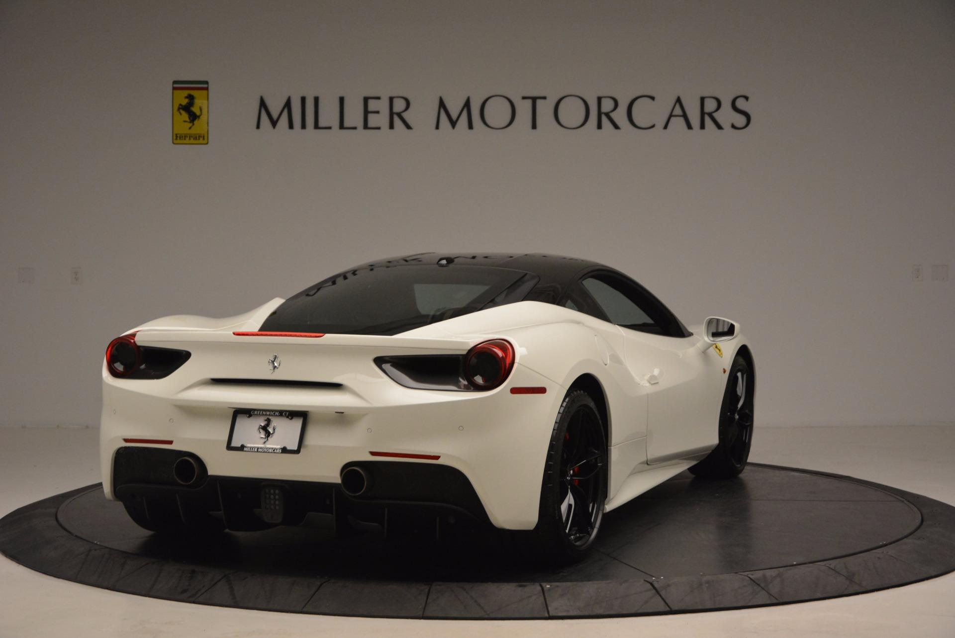 Used 2016 Ferrari 488 GTB  For Sale In Westport, CT 1080_p7