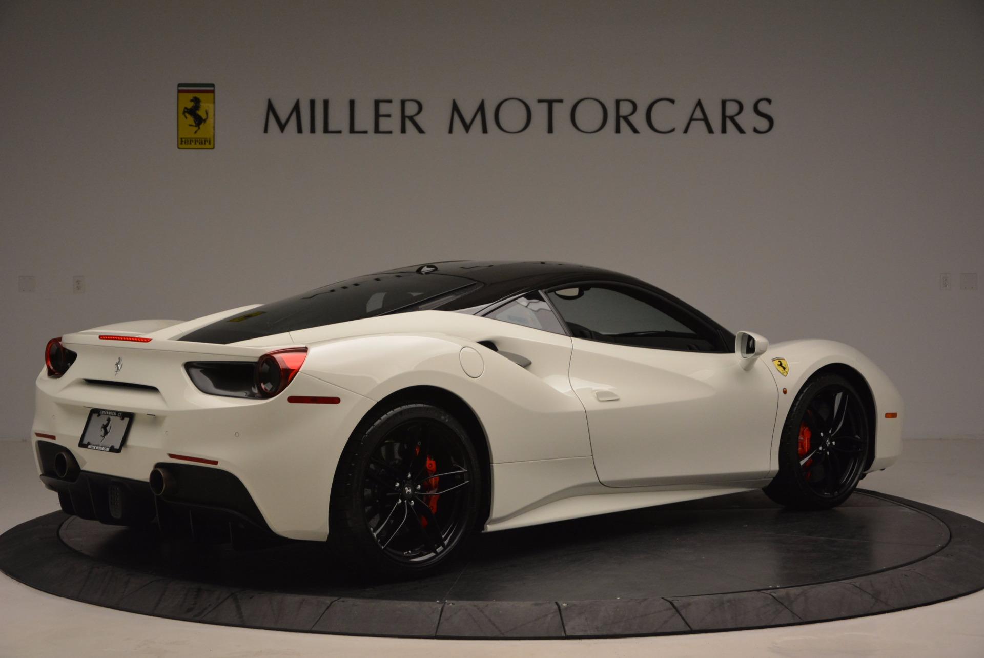 Used 2016 Ferrari 488 GTB  For Sale In Westport, CT 1080_p8