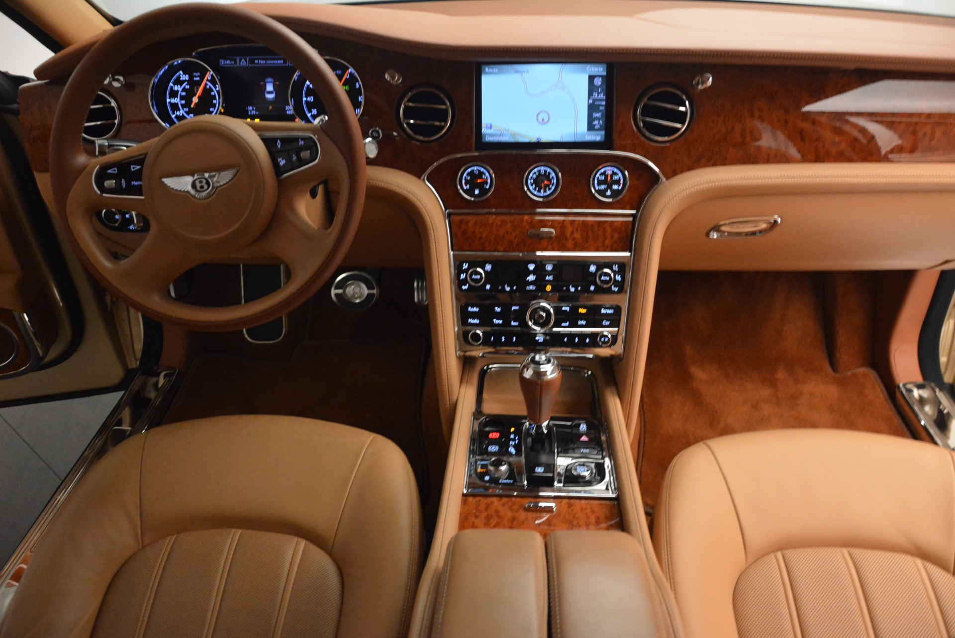 Used 2011 Bentley Mulsanne  For Sale In Westport, CT 1081_p43