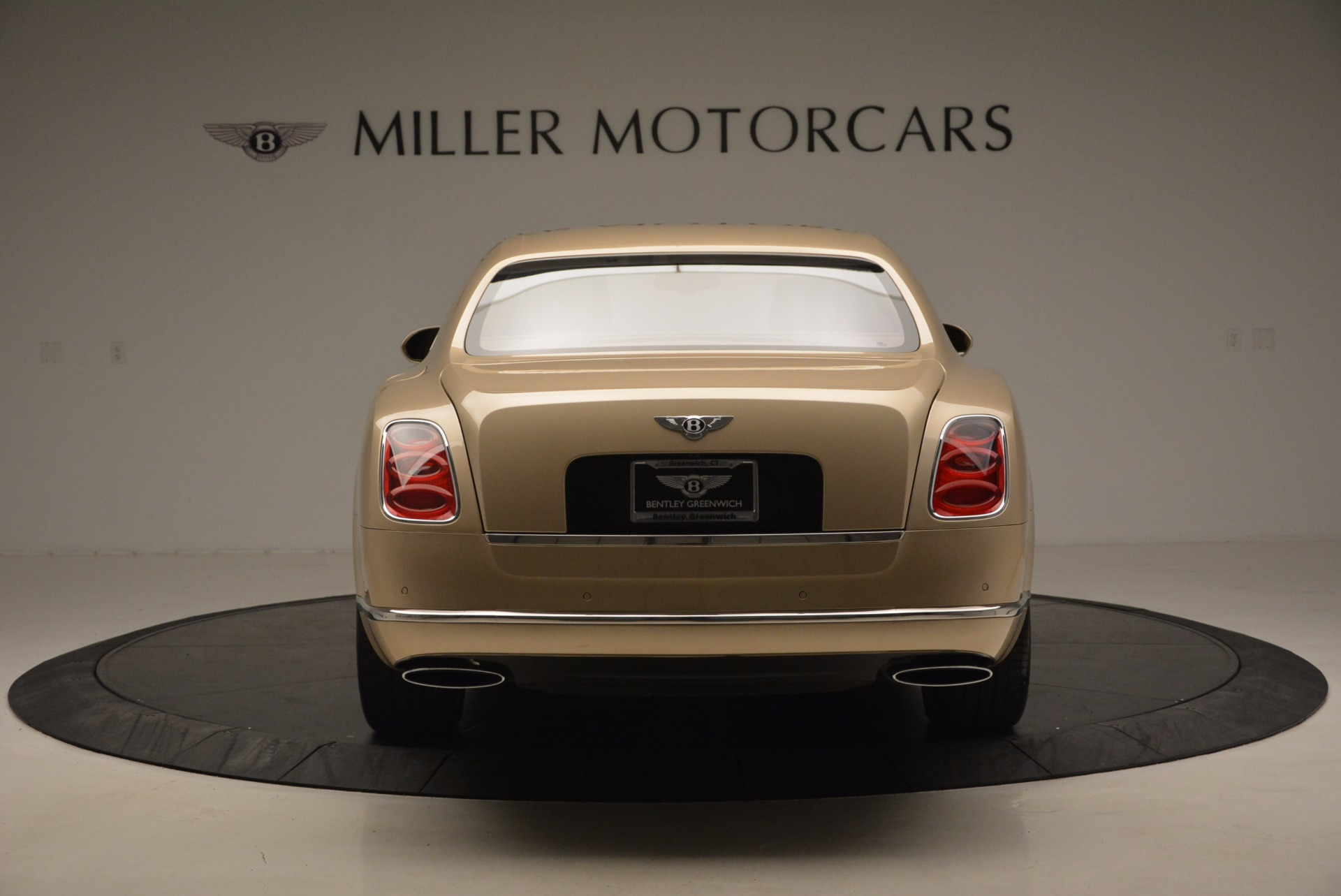 Used 2011 Bentley Mulsanne  For Sale In Westport, CT 1081_p6