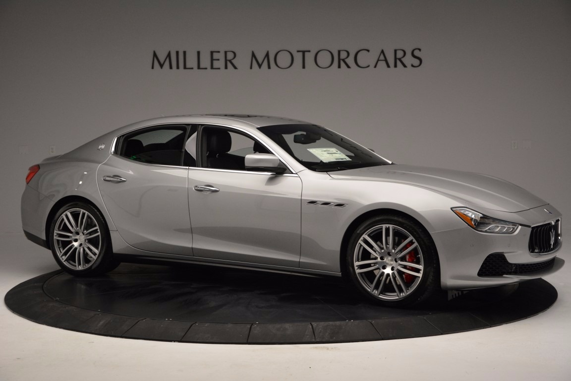 New 2017 Maserati Ghibli S Q4 For Sale In Westport, CT 1084_p10