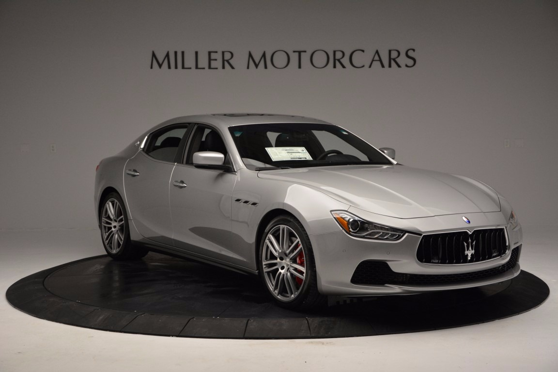 New 2017 Maserati Ghibli S Q4 For Sale In Westport, CT 1084_p11