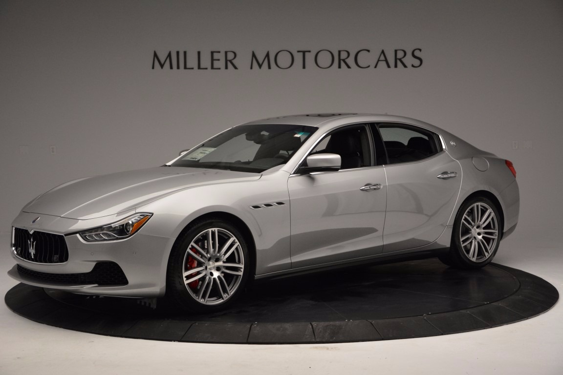 New 2017 Maserati Ghibli S Q4 For Sale In Westport, CT 1084_p2