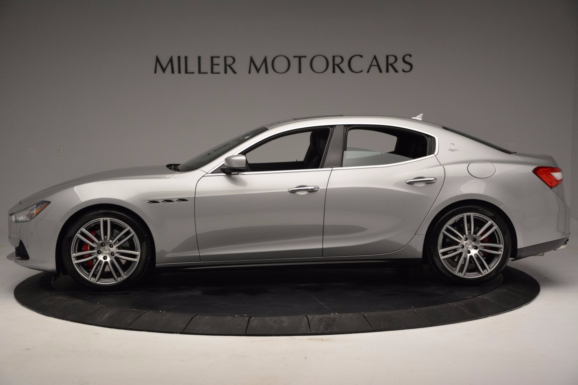 New 2017 Maserati Ghibli S Q4 For Sale In Westport, CT 1084_p3