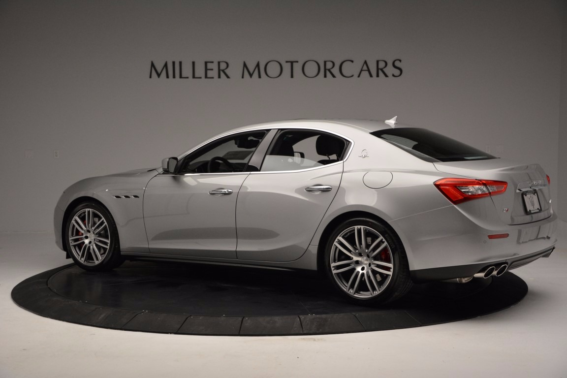 New 2017 Maserati Ghibli S Q4 For Sale In Westport, CT 1084_p4