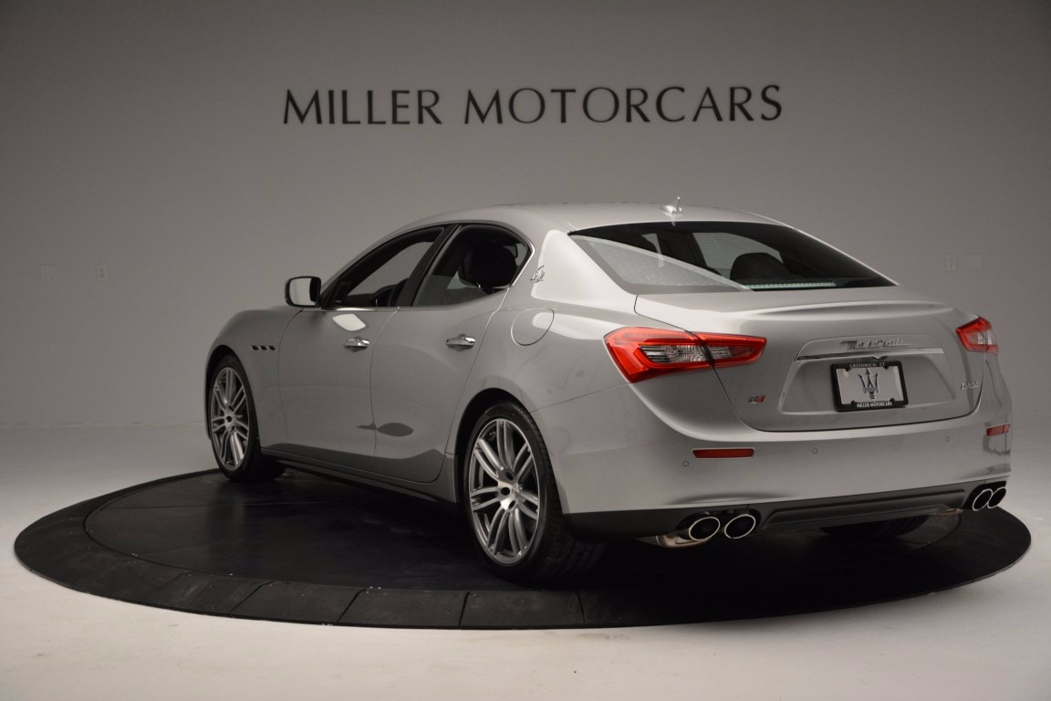 New 2017 Maserati Ghibli S Q4 For Sale In Westport, CT 1084_p5