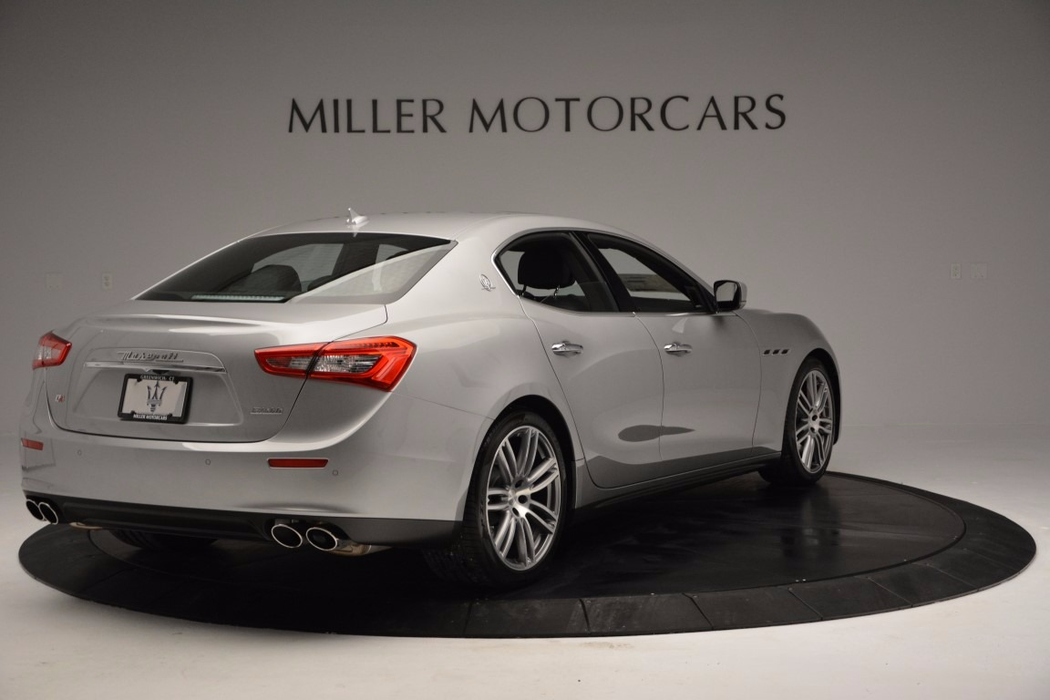 New 2017 Maserati Ghibli S Q4 For Sale In Westport, CT 1084_p7