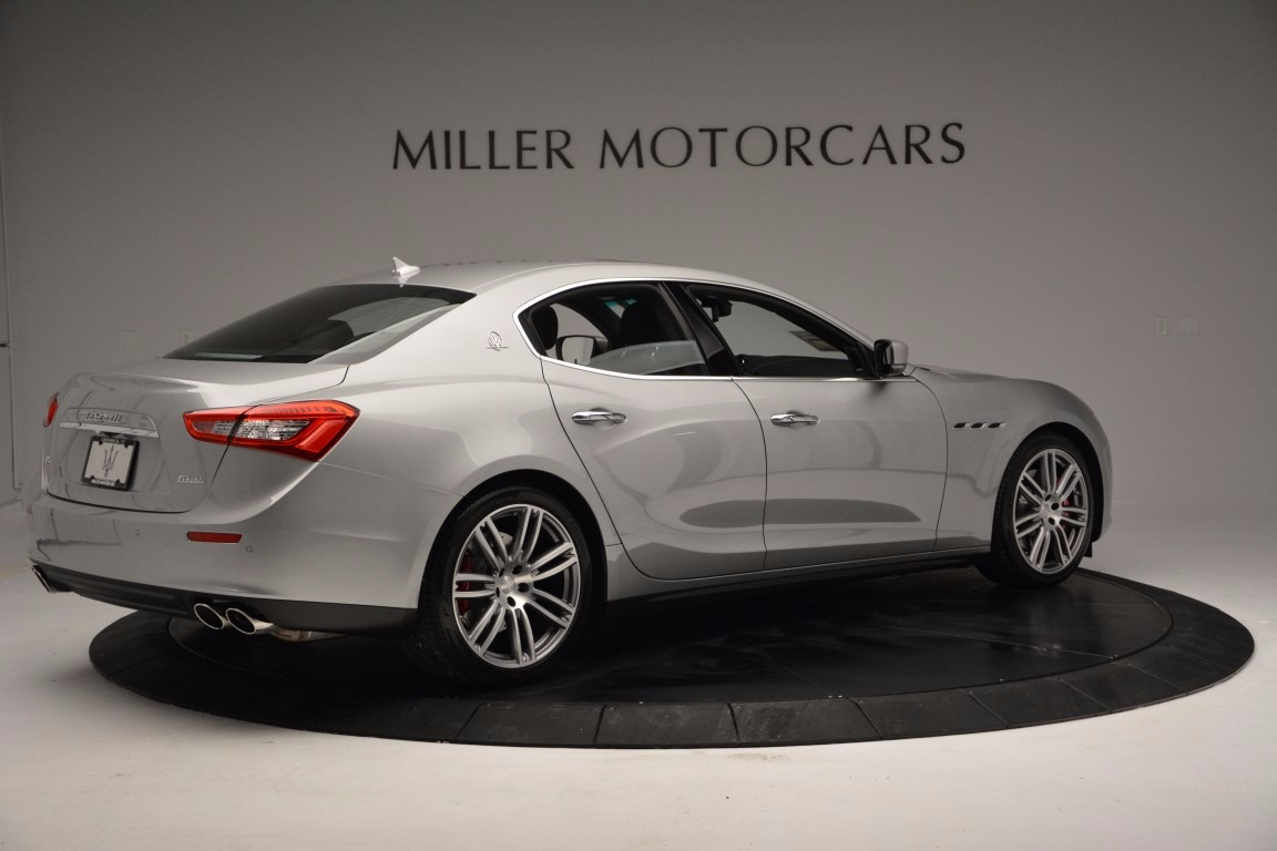 New 2017 Maserati Ghibli S Q4 For Sale In Westport, CT 1084_p8