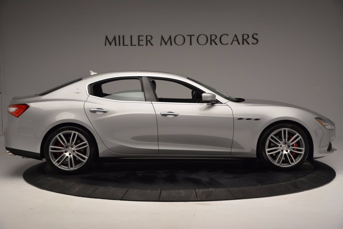 New 2017 Maserati Ghibli S Q4 For Sale In Westport, CT 1084_p9
