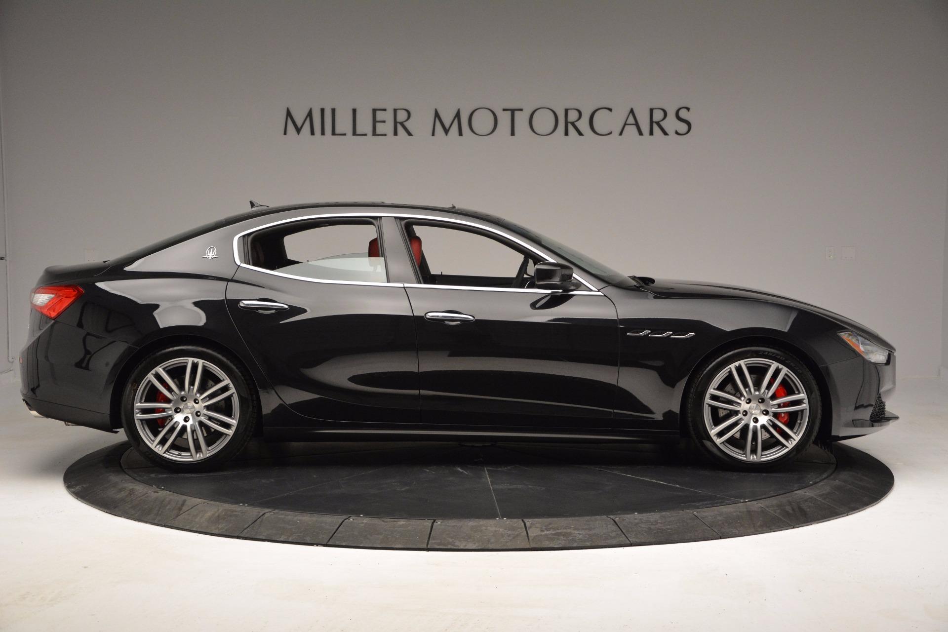 New 2017 Maserati Ghibli SQ4 For Sale In Westport, CT 1086_p10