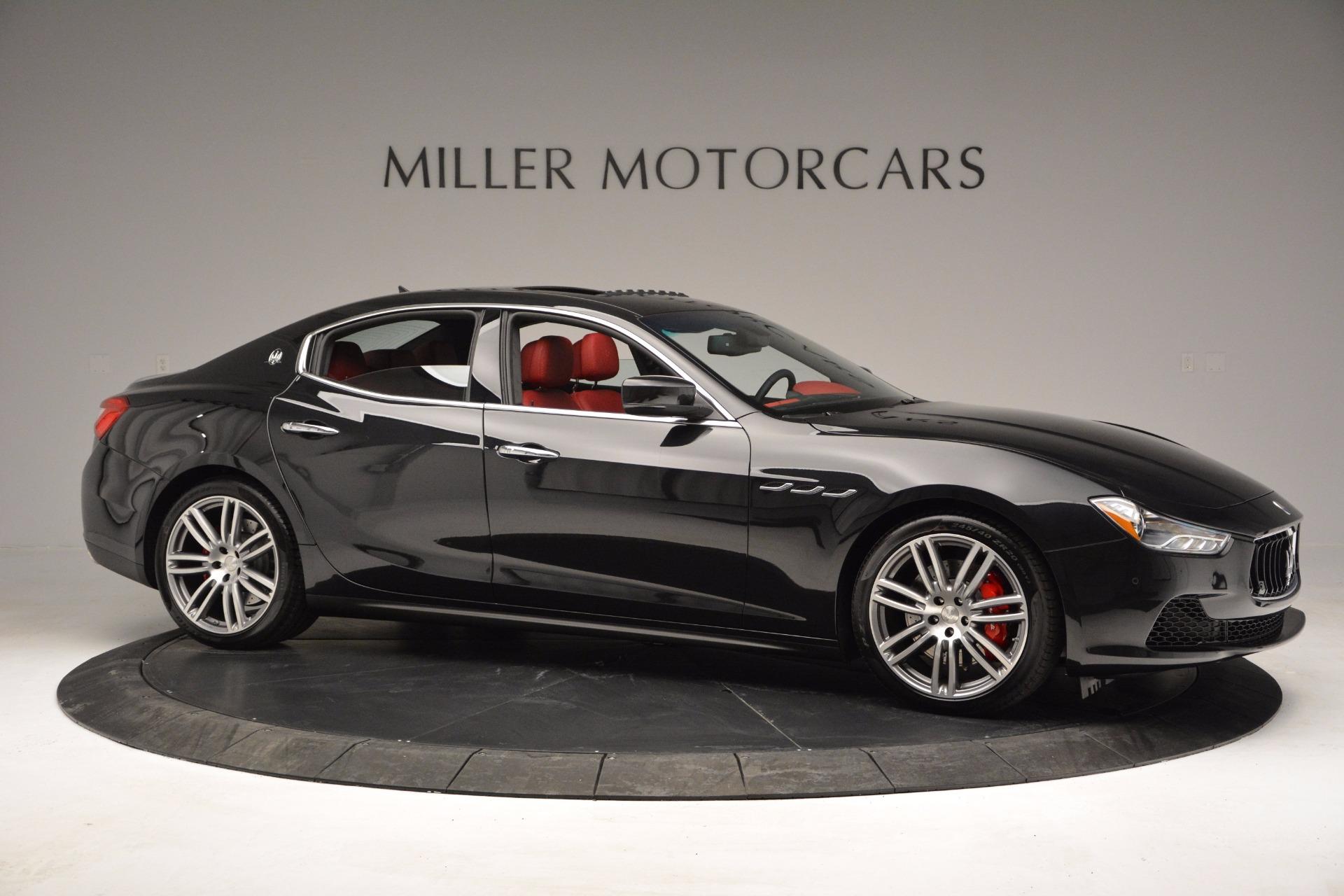New 2017 Maserati Ghibli SQ4 For Sale In Westport, CT 1086_p11