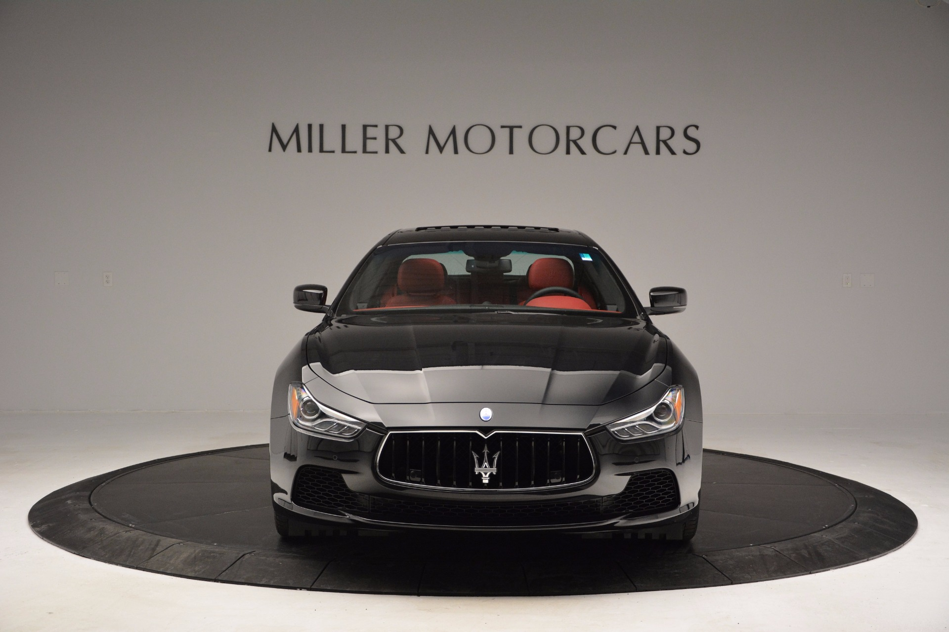 New 2017 Maserati Ghibli SQ4 For Sale In Westport, CT 1086_p13