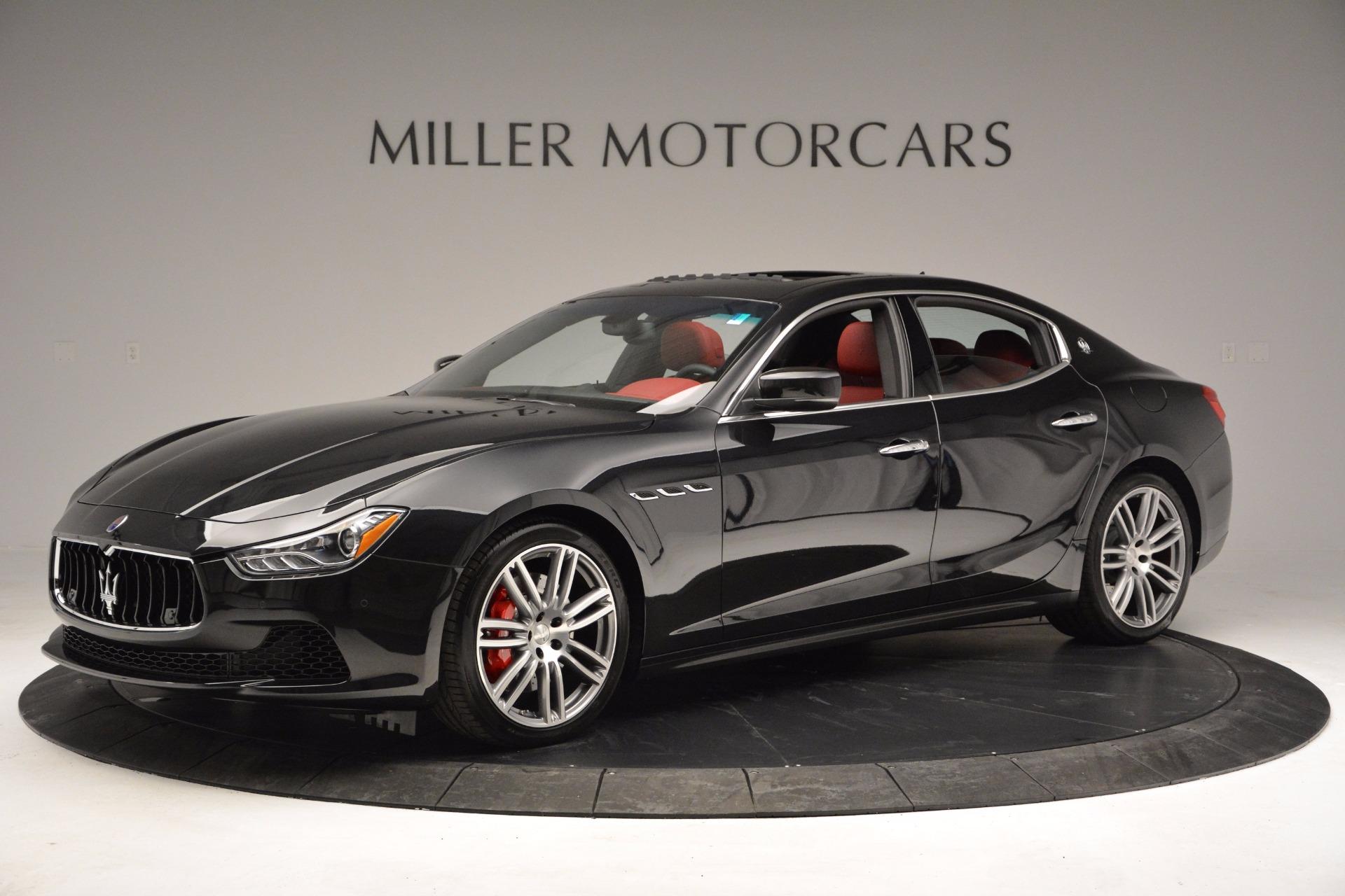 New 2017 Maserati Ghibli SQ4 For Sale In Westport, CT 1086_p17