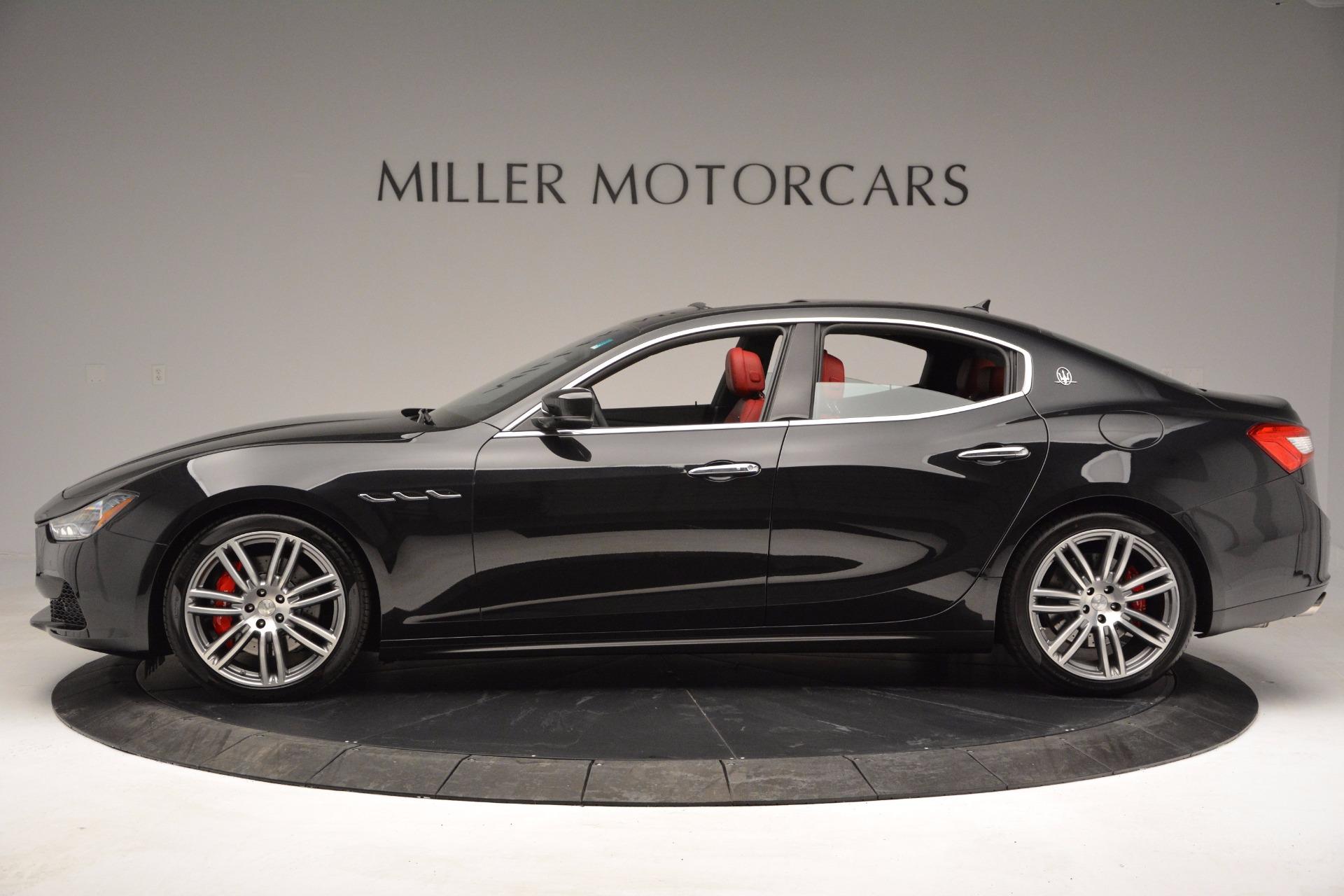 New 2017 Maserati Ghibli SQ4 For Sale In Westport, CT 1086_p4