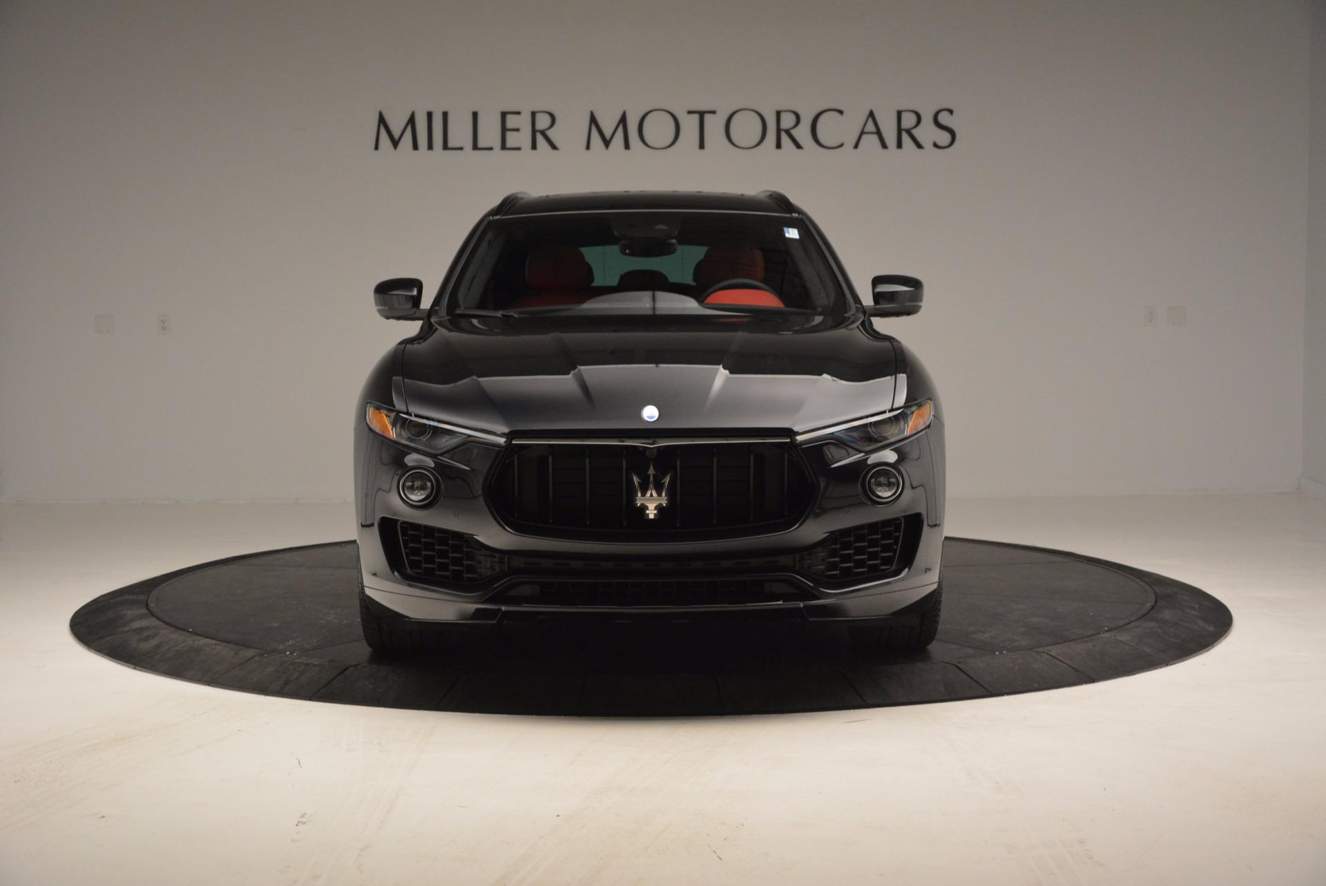 New 2017 Maserati Levante S For Sale In Westport, CT 1089_p12