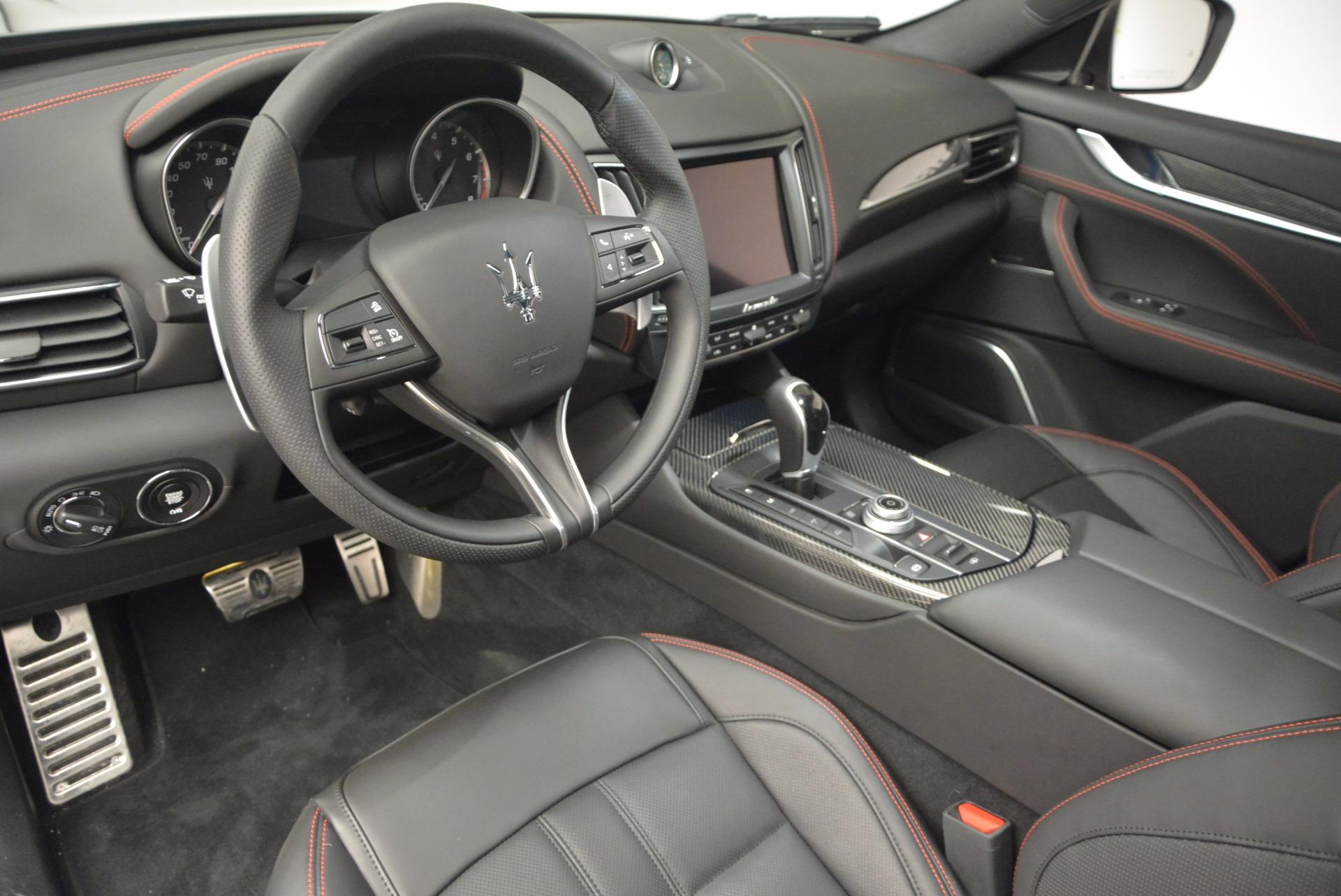 New 2017 Maserati Levante S For Sale In Westport, CT 1089_p13