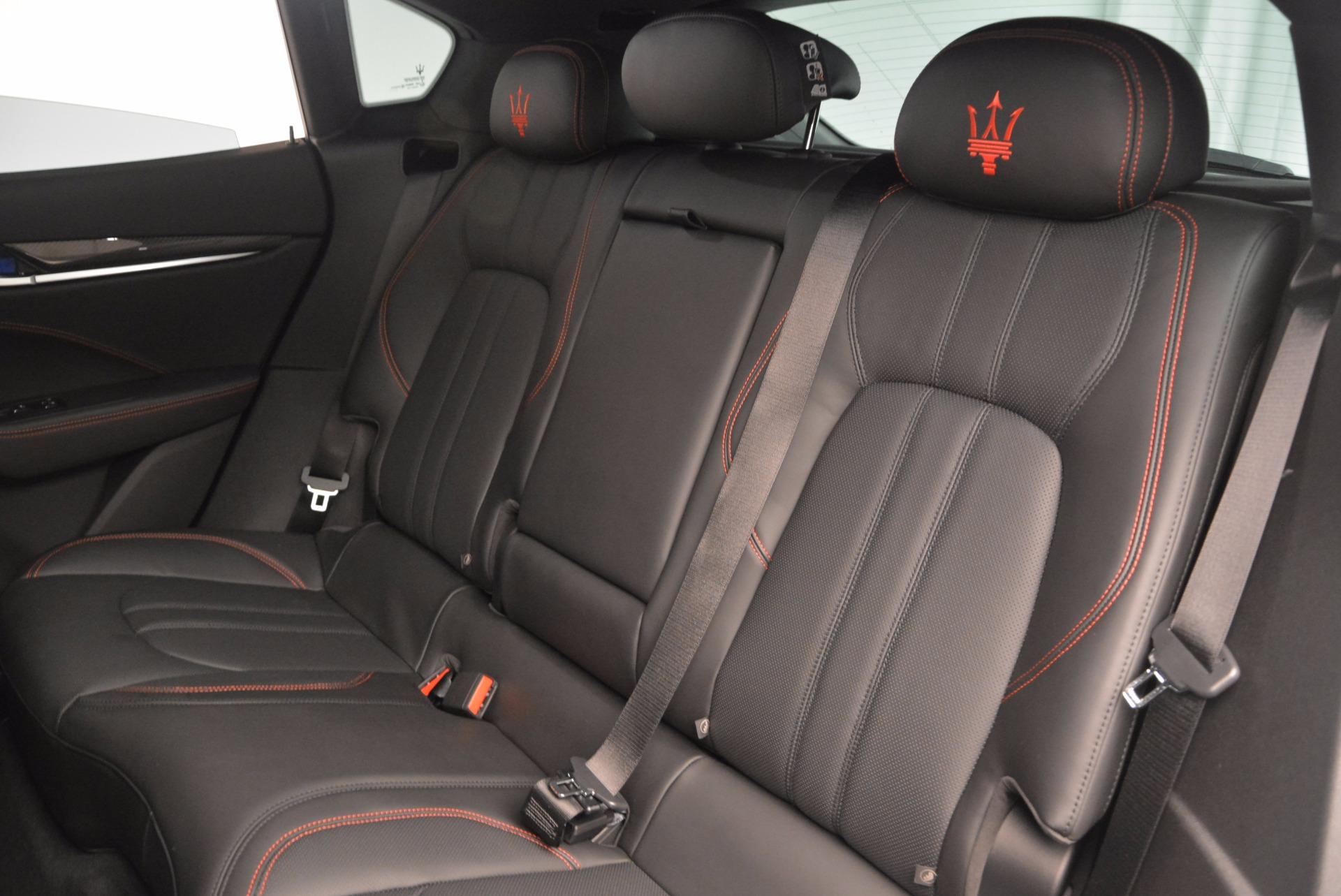 New 2017 Maserati Levante S For Sale In Westport, CT 1089_p20