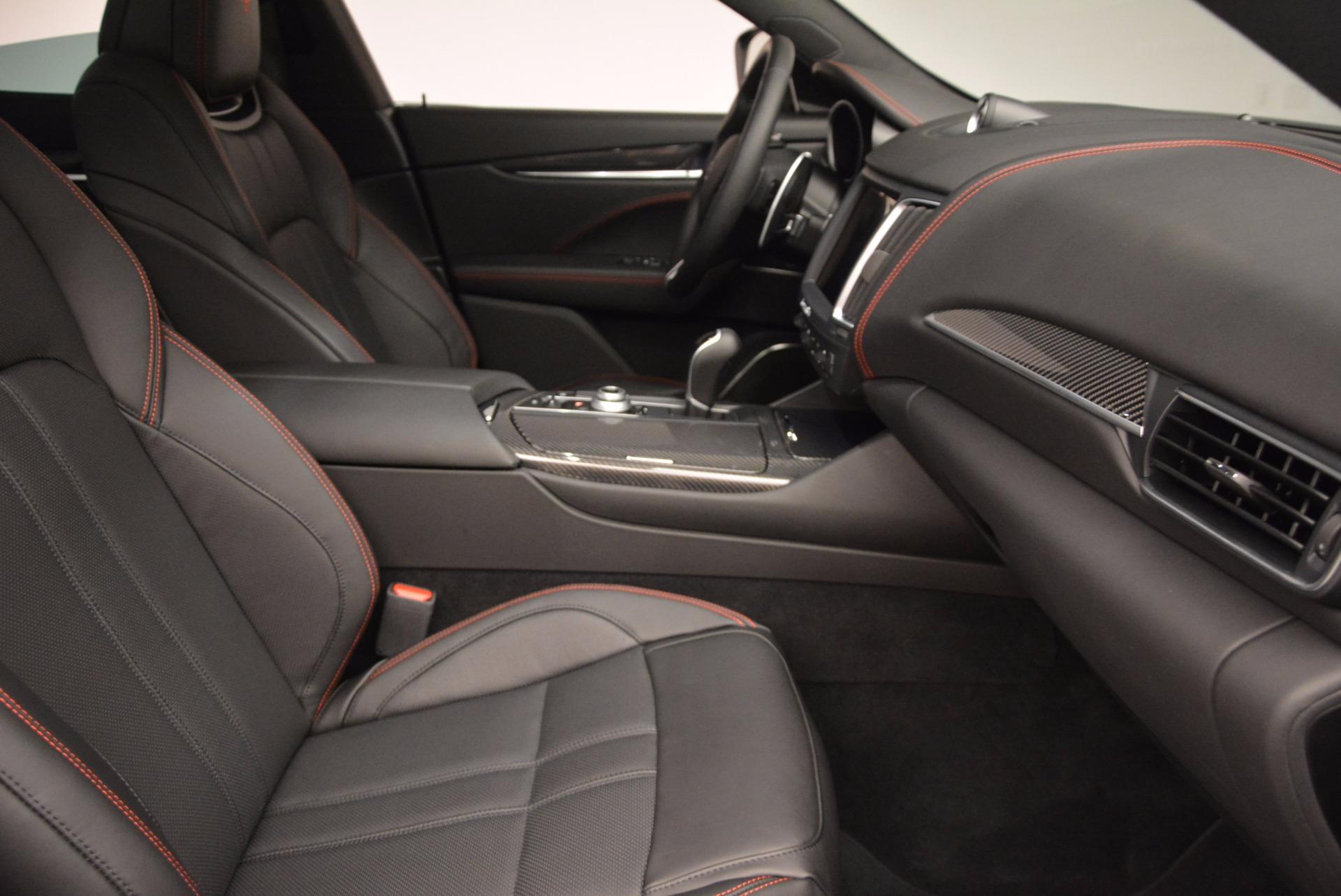 New 2017 Maserati Levante S For Sale In Westport, CT 1089_p22